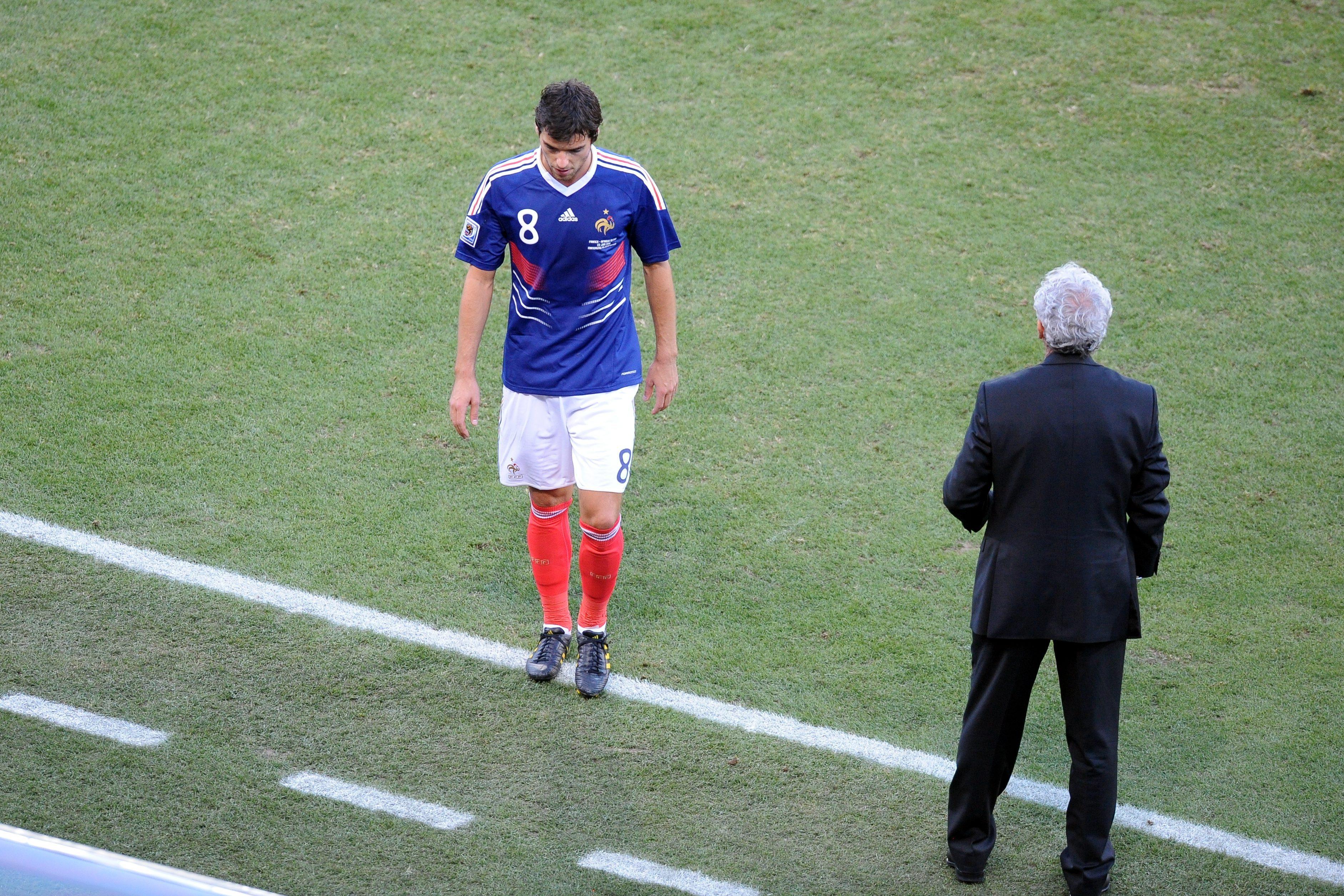 Football - Equipe de France - Gourcuff victime de «racisme anti-blanc» à Knysna ?
