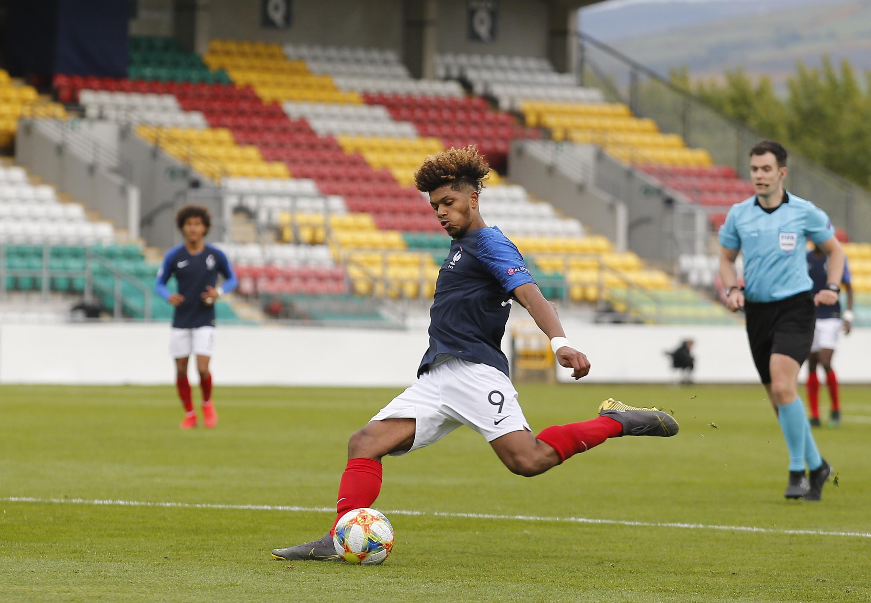 Football - Equipe de France - Euro -17 ans : la fin du rêve pour les Bleuets