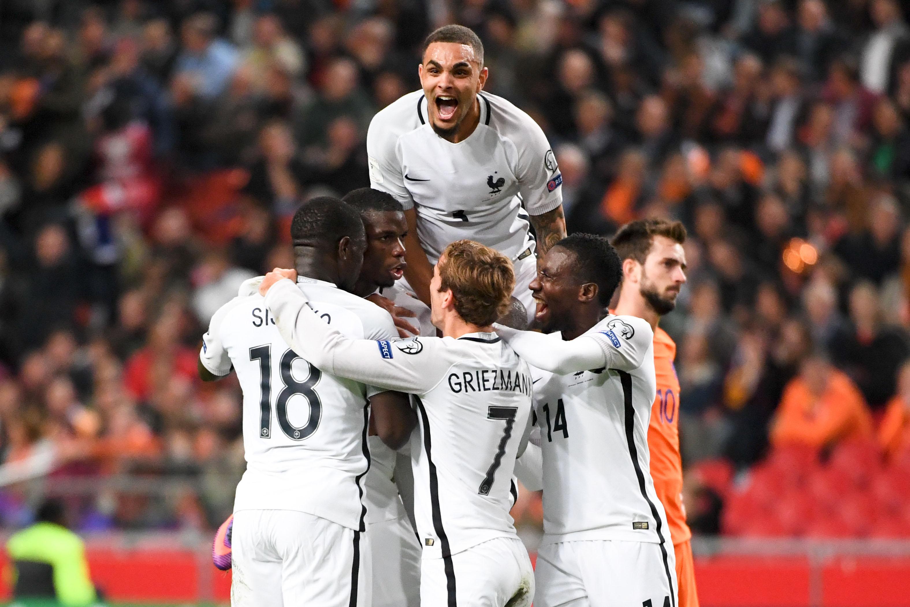 Football - Equipe de France - Leader, concurrence, déception : notre carnet de notes des Bleus