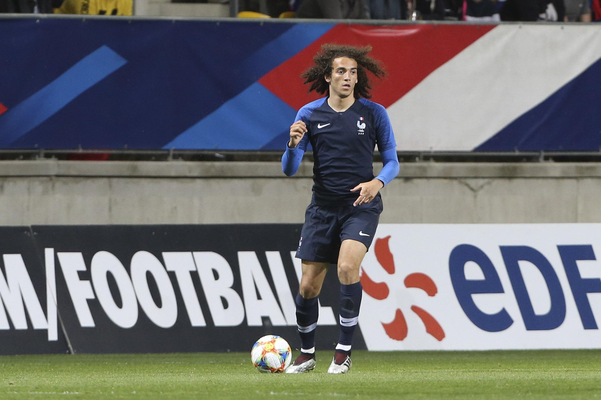Football - Equipe de France - Les Bleuets en quête de titre