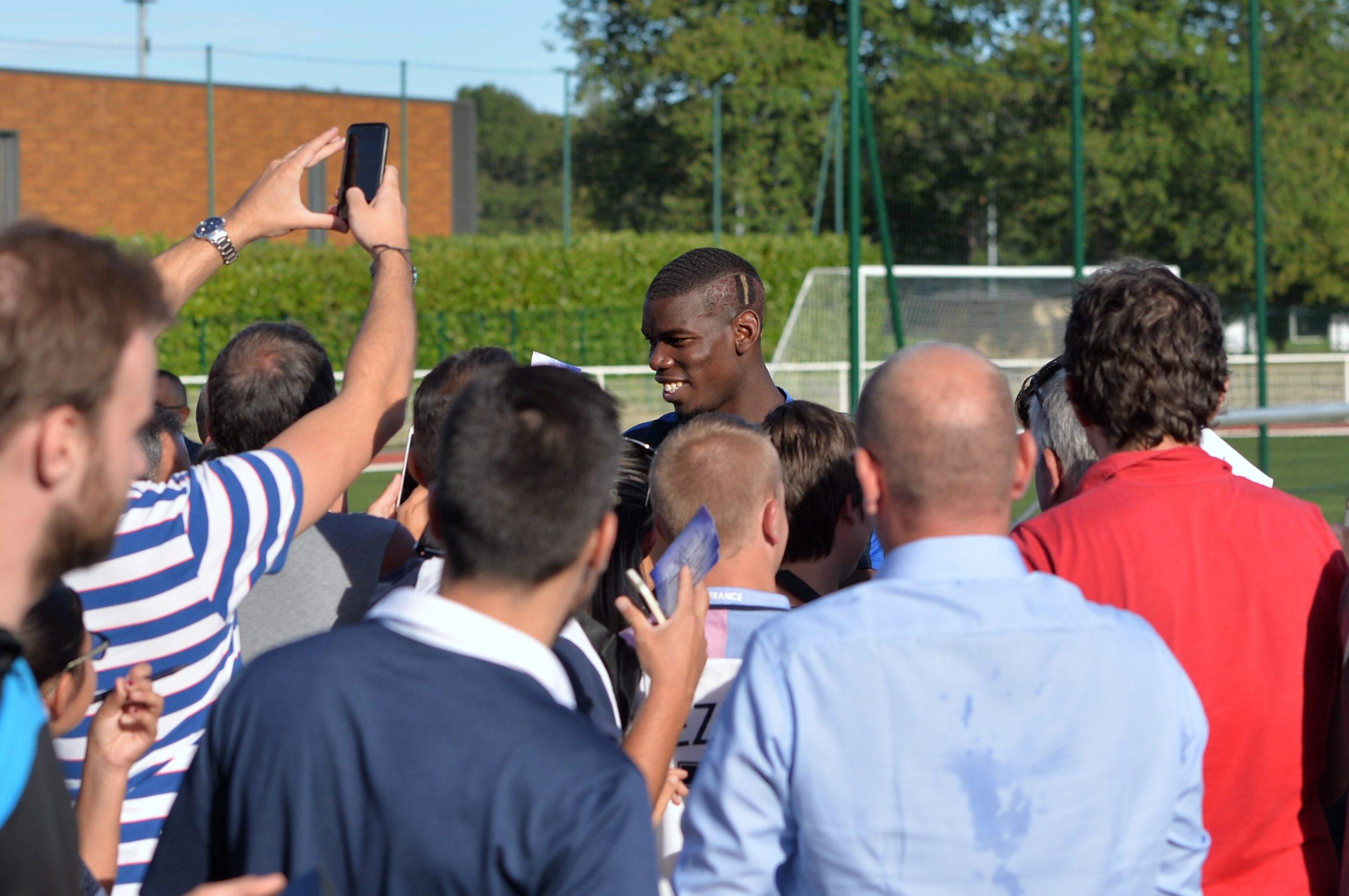 Football - Equipe de France - Les Bleus à Clairefontaine ? Demandez le programme