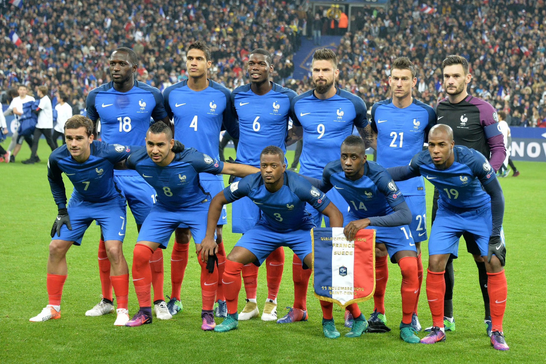 composition quipe de france euro 2016 payet titulaire contre la roumanie. Black Bedroom Furniture Sets. Home Design Ideas