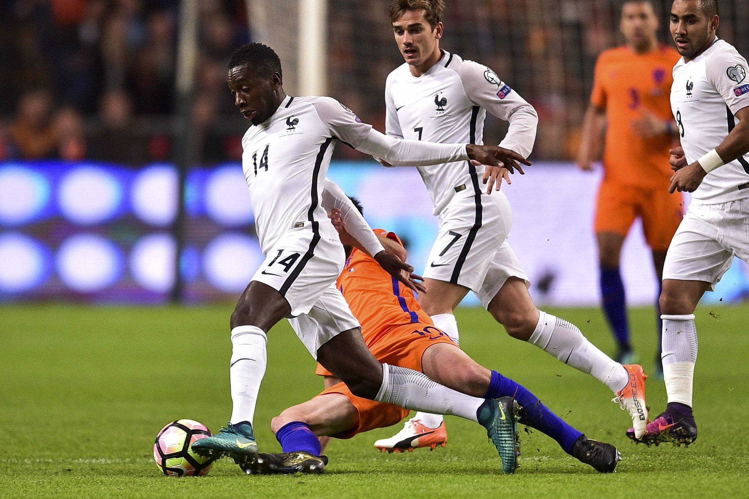 Football - Equipe de France - Matuidi : «Je prends mon pied à jouer avec Pogba»