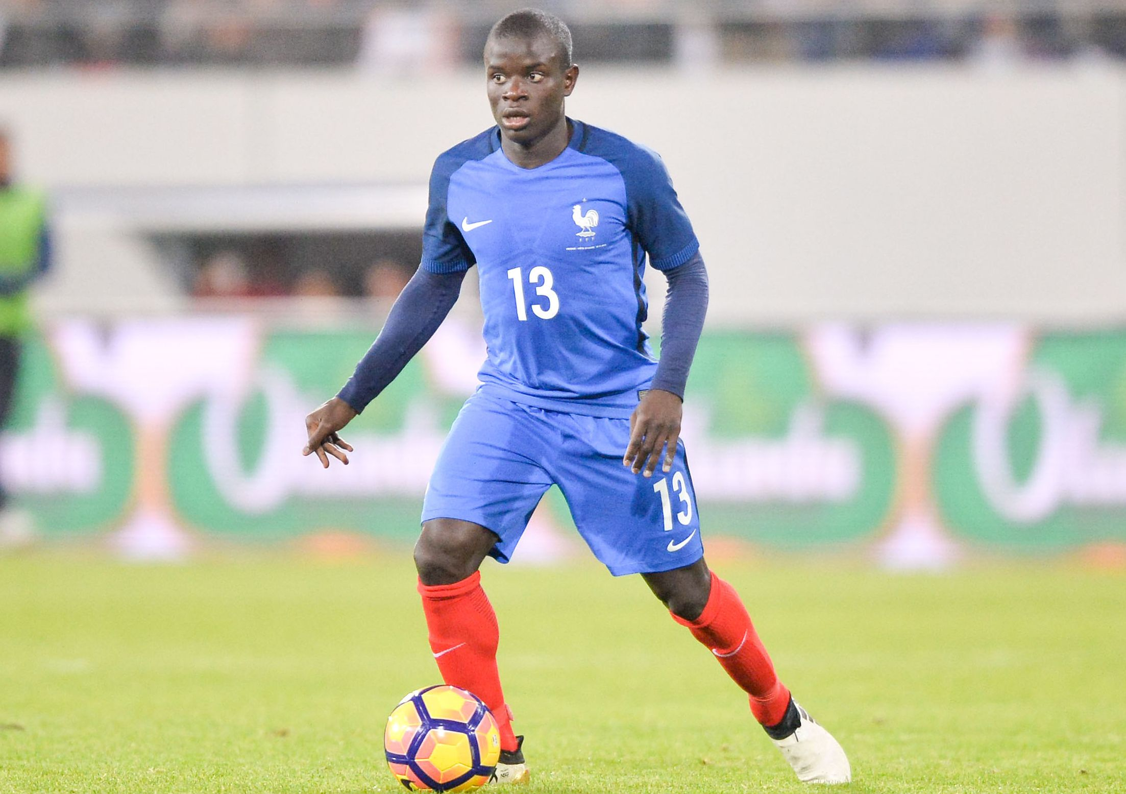 Football - Equipe de France - N'Golo Kanté, «Little big man» est devenu (très) grand
