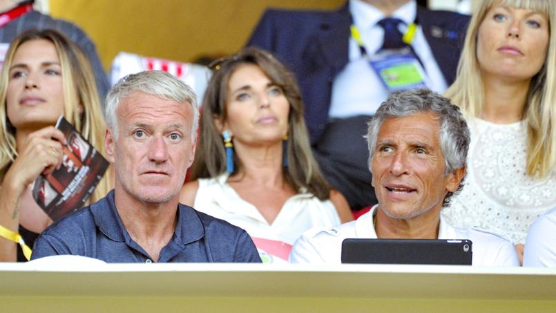 Football - Equipe de France - Nagui prépare un documentaire sur Didier Deschamps