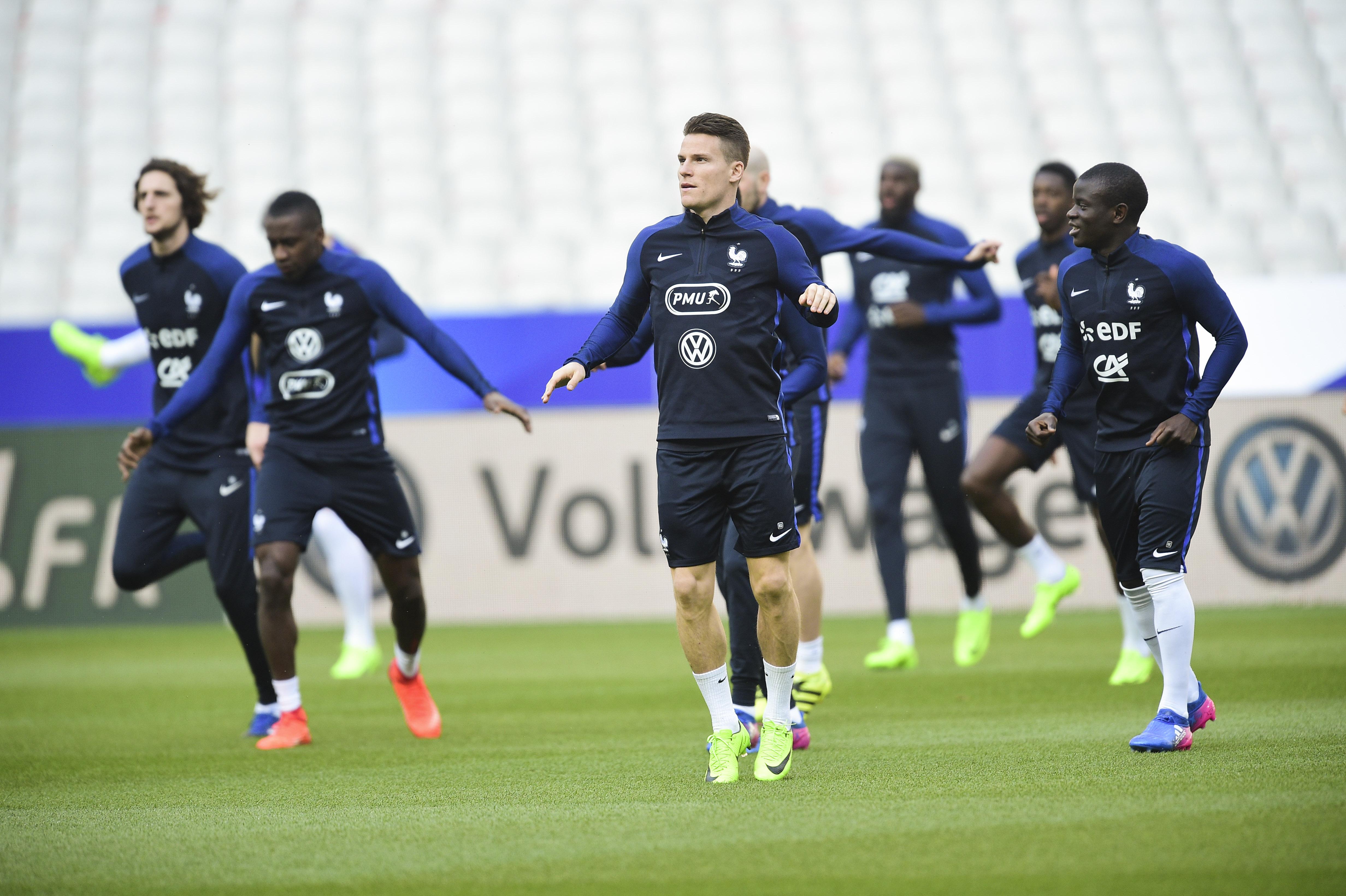 Football - Equipe de France - Où voir le match et 4 questions sur France-Espagne