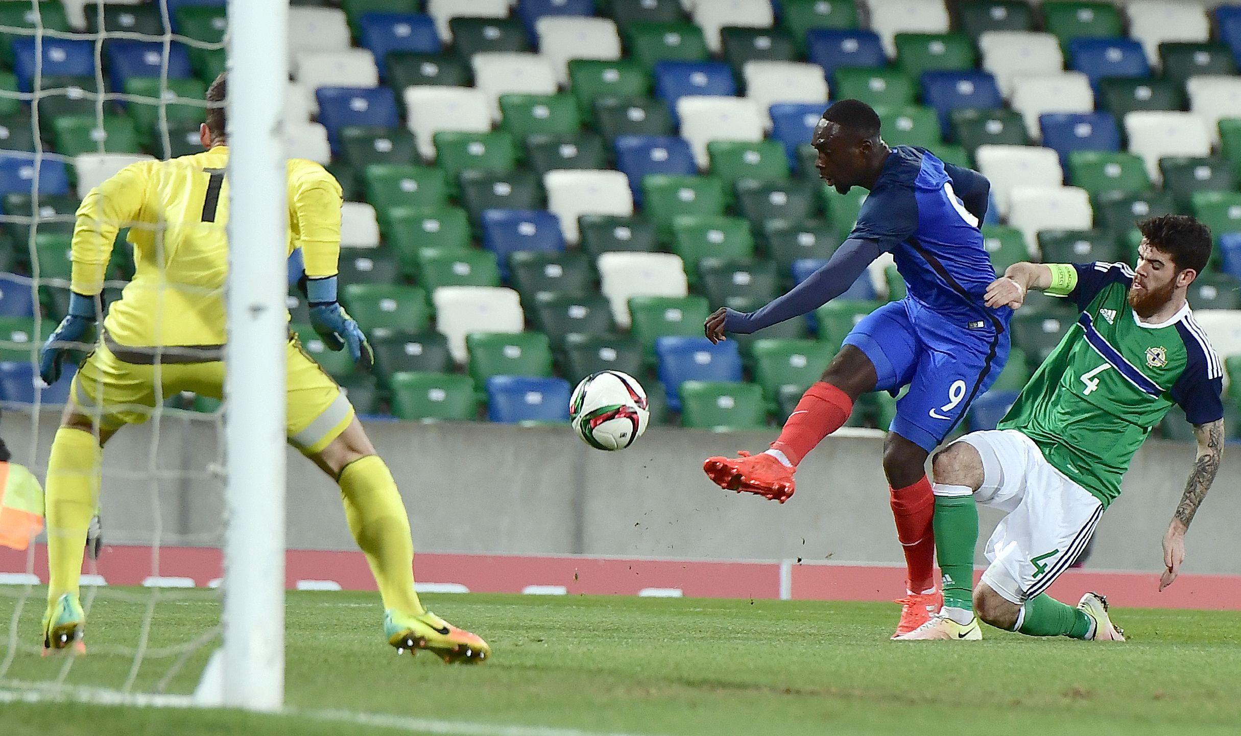 Football - Equipe de France - Pas d'Euro pour les Espoirs
