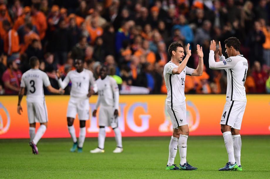 Football - Equipe de France - Pays-Bas-France : Les chiffres clés du succès français