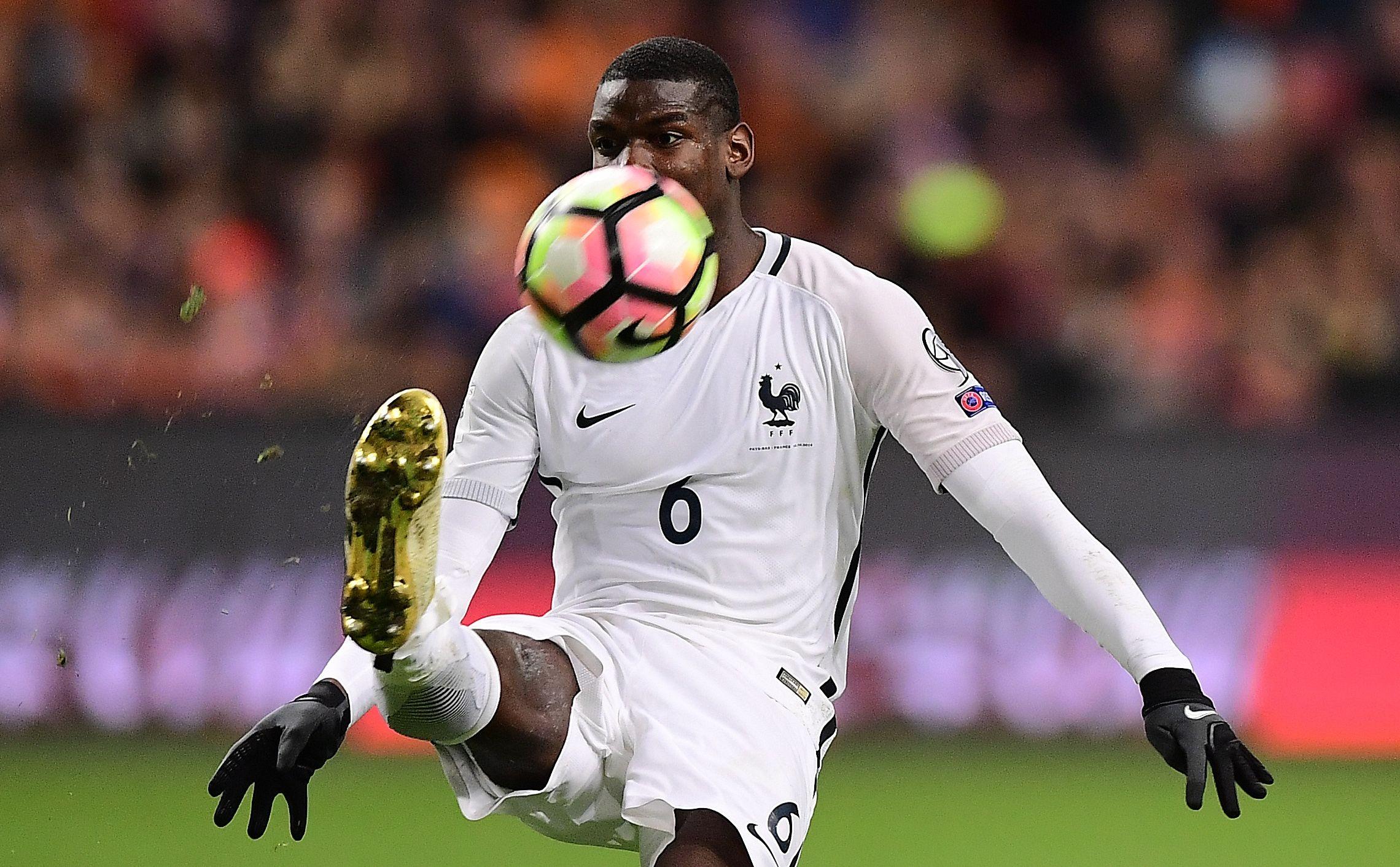 Football - Equipe de France - Pogba, c'est comme ça qu'on l'aime