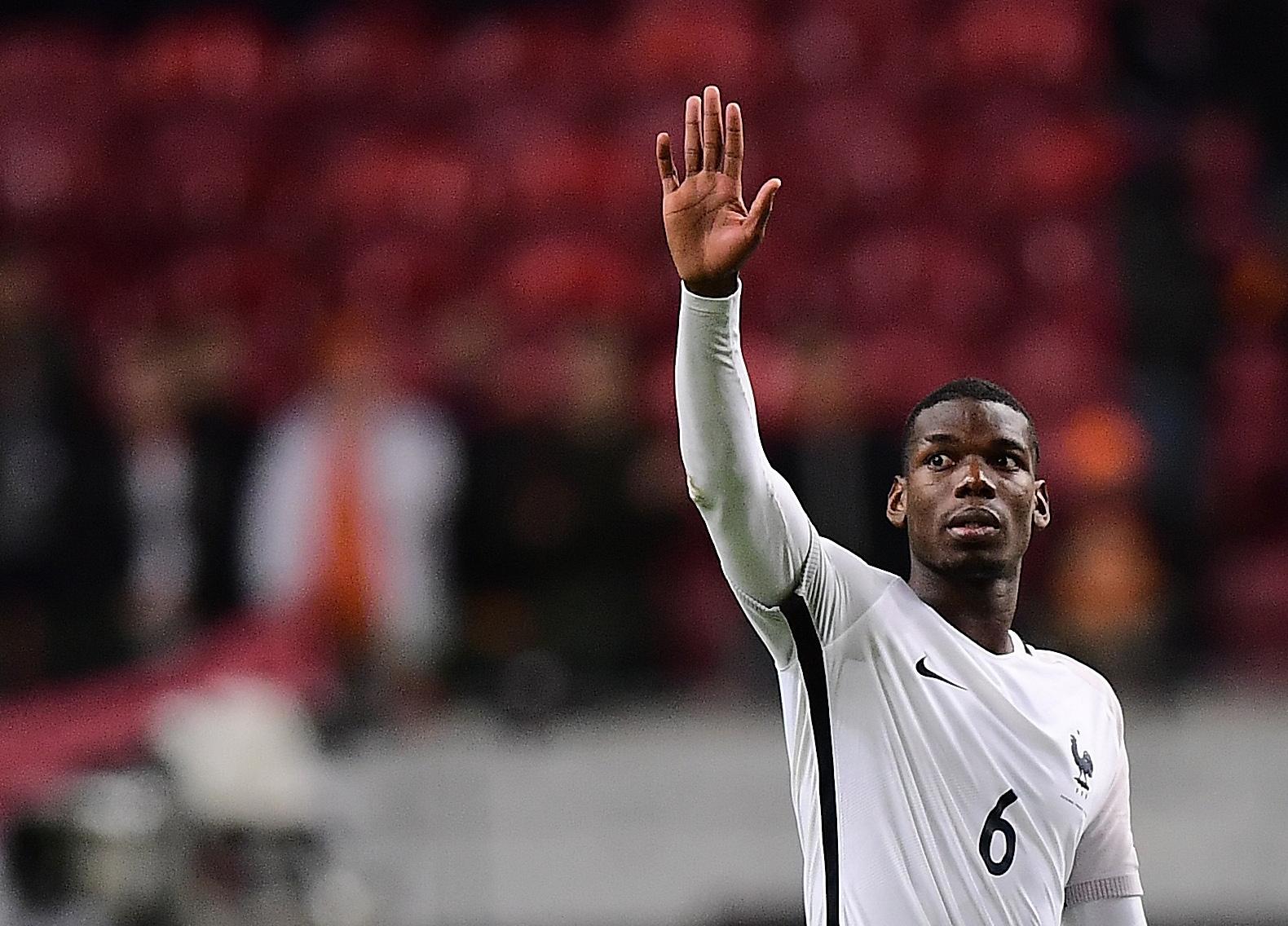 Football - Equipe de France - Pogba : «Les critiques ? Ça ne me dérange pas»
