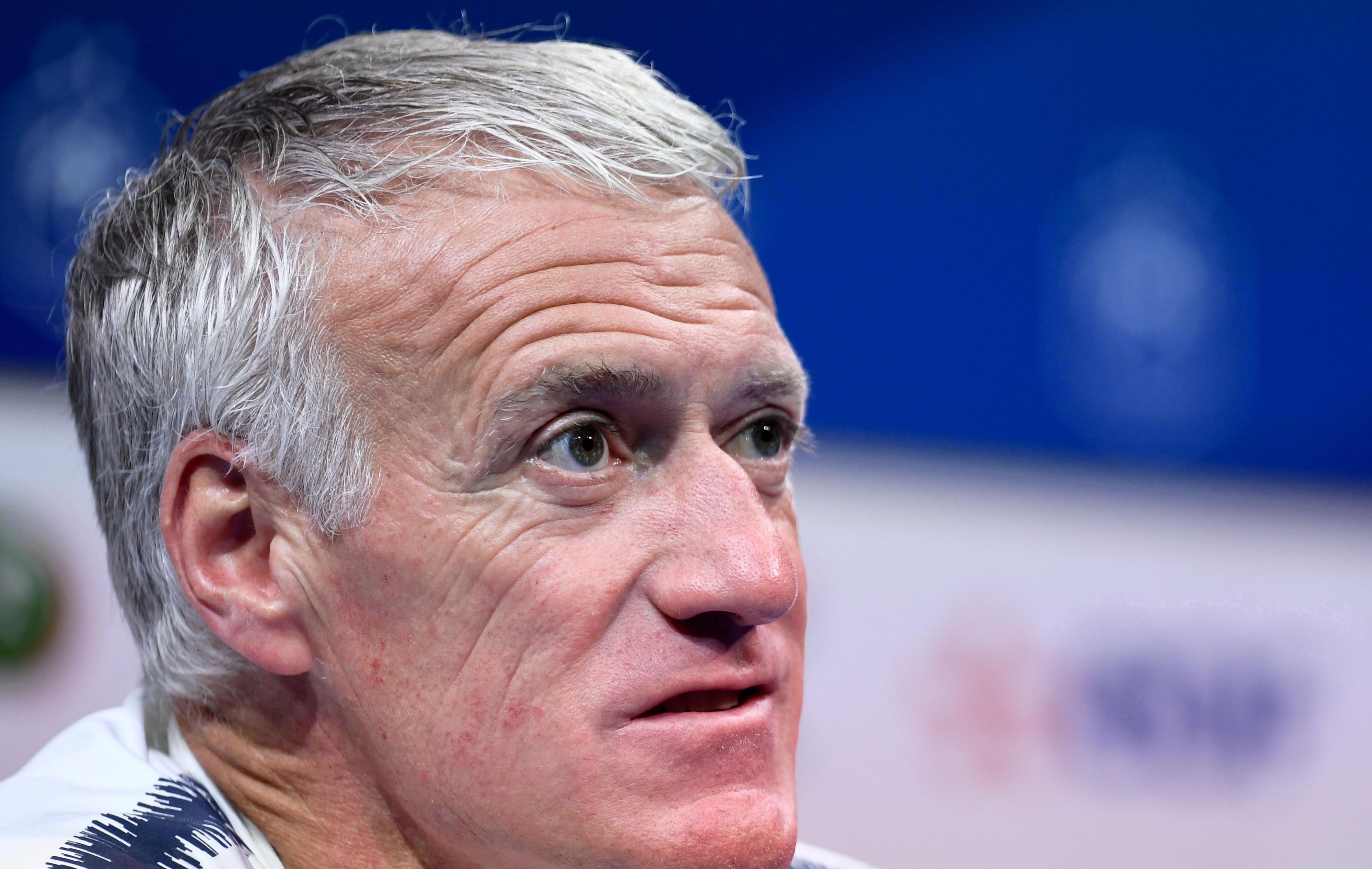Football - Equipe de France - Quand Deschamps dévoile sa tactique contre l'Uruguay et la Belgique