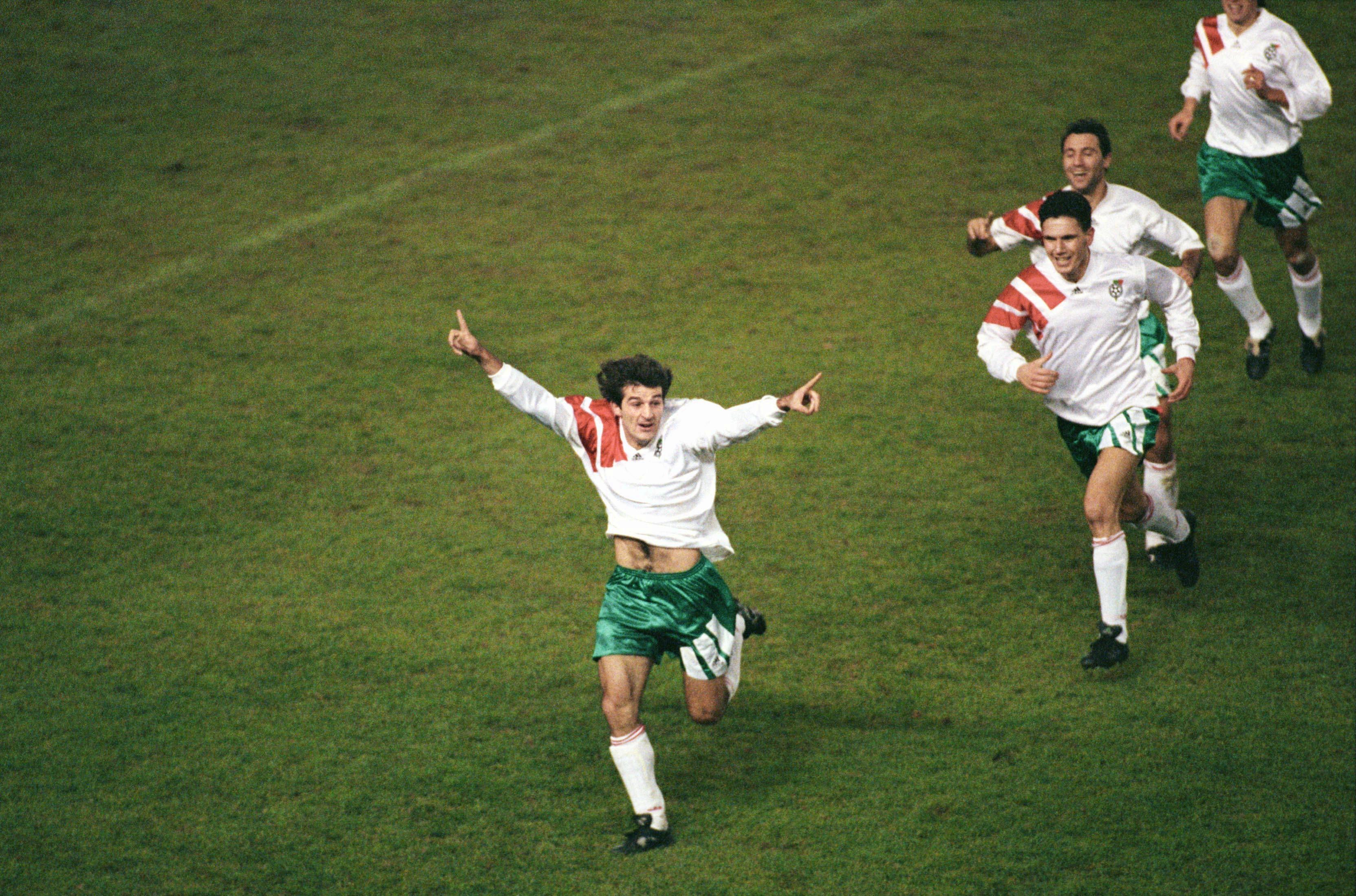 Que devient Emil Kostadinov, le bourreau des Bleus en 1993 ...