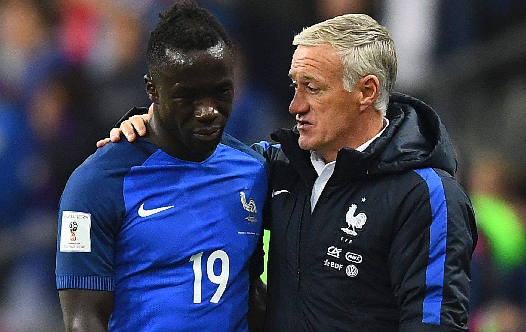 Football - Equipe de France - Bleus: Sagna blessé, Deschamps convoque Corchia