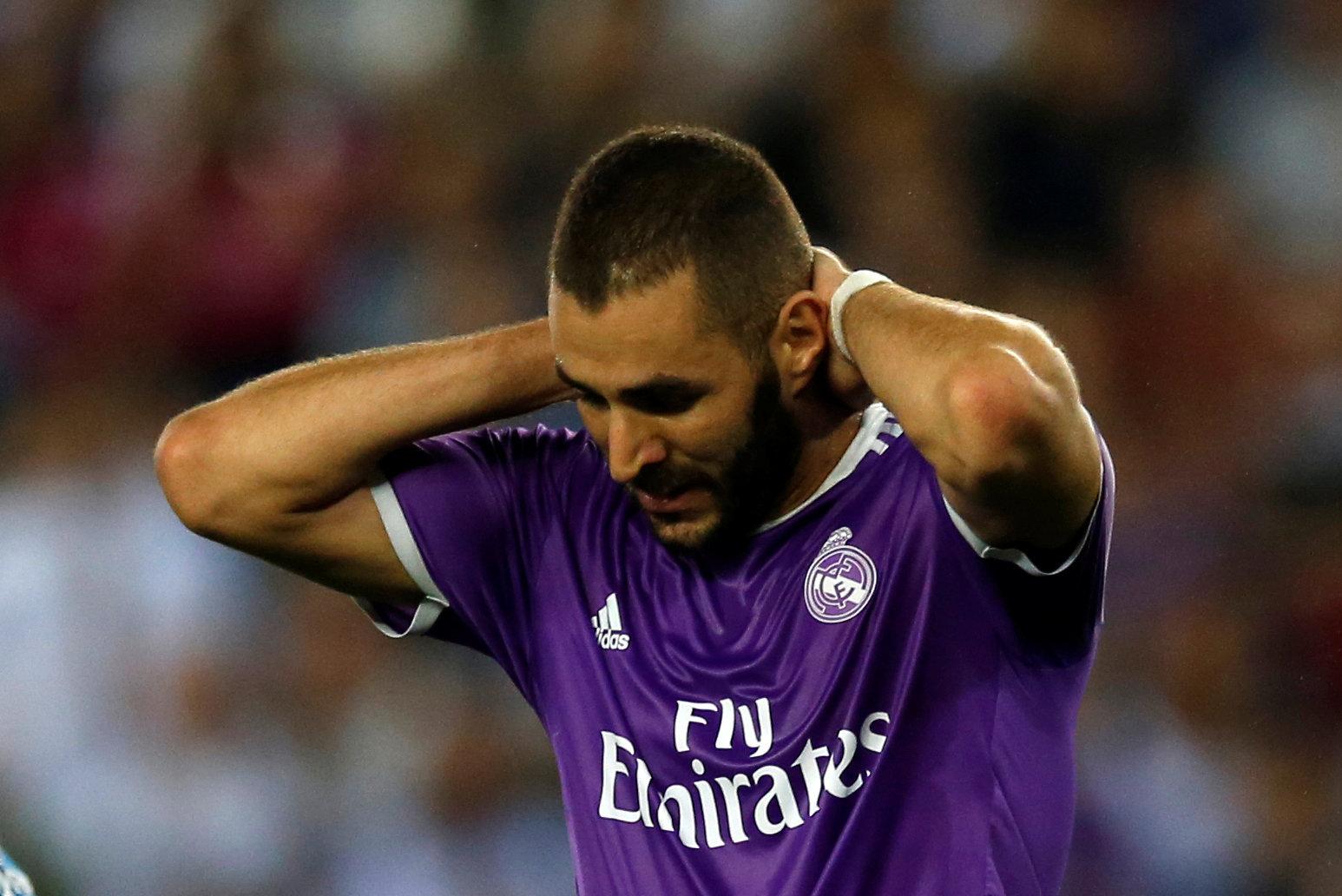 Football - Equipe de France - Sex-tape de Valbuena : Benzema disculpé aujourd'hui ?