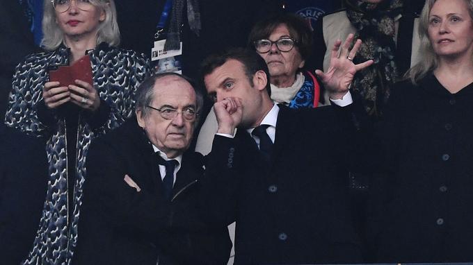 Football - Equipe de France - Turquie-France: Macron juge «inacceptables» les sifflets lors de la Marseillaise
