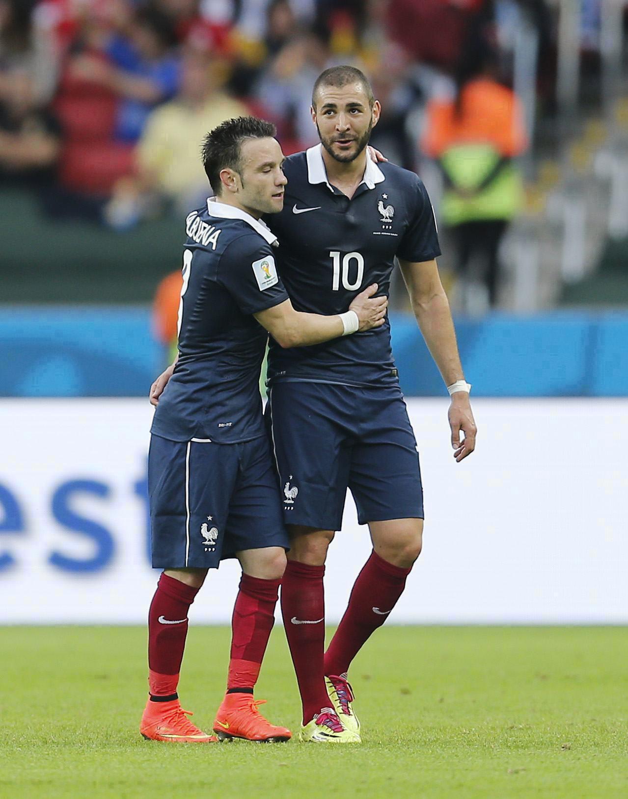 Football - Equipe de France - Valbuena sort de son silence : «Je suis plus que déçu par Karim»