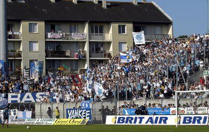 Vive le Roudourou ? - Equipe de France - Football