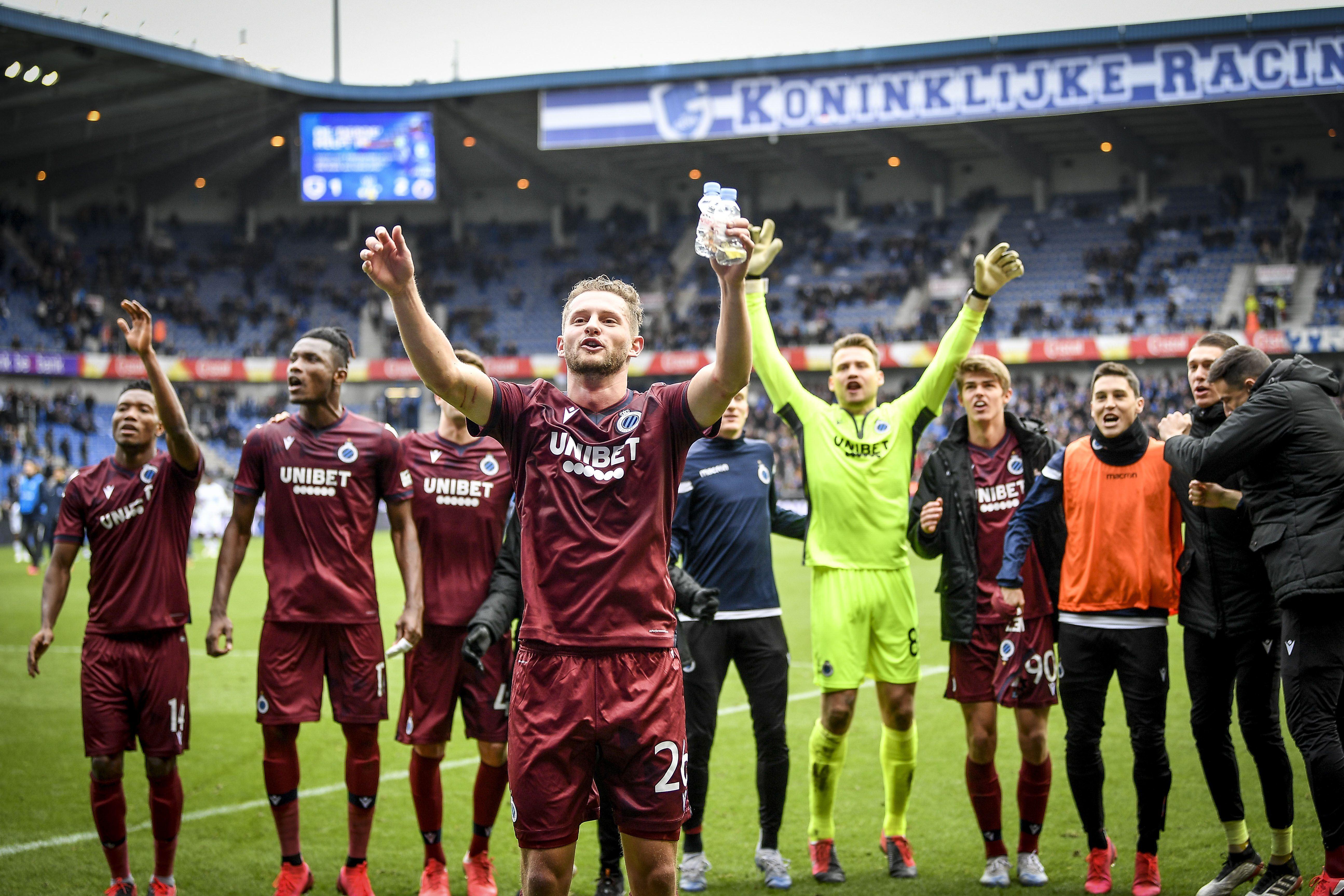 Football - Etranger - Cette fois, c'est sûr : le championnat belge officiellement terminé, le FC Bruges champion