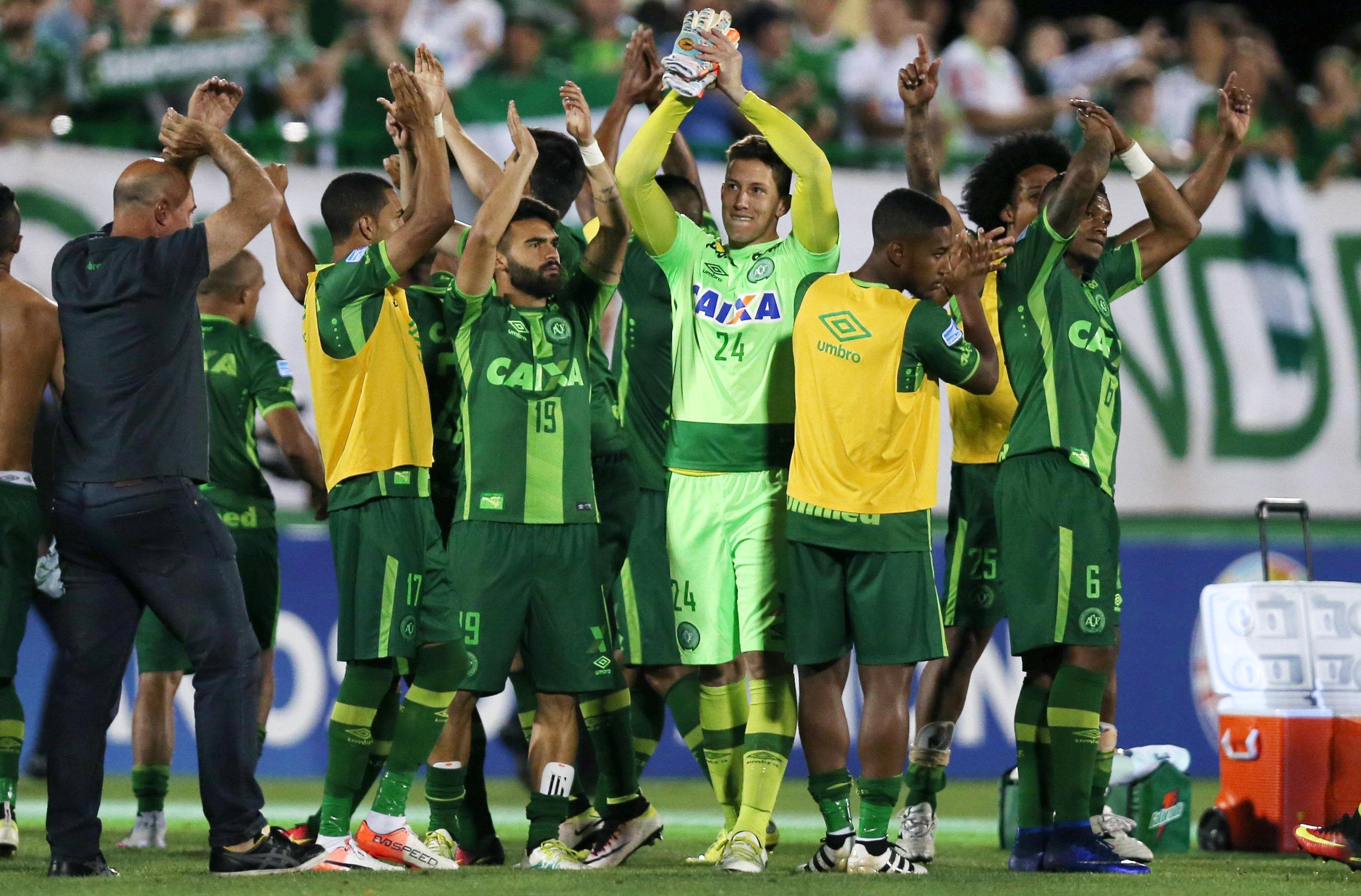 Football - Etranger - Chapecoense, le petit club brésilien foudroyé
