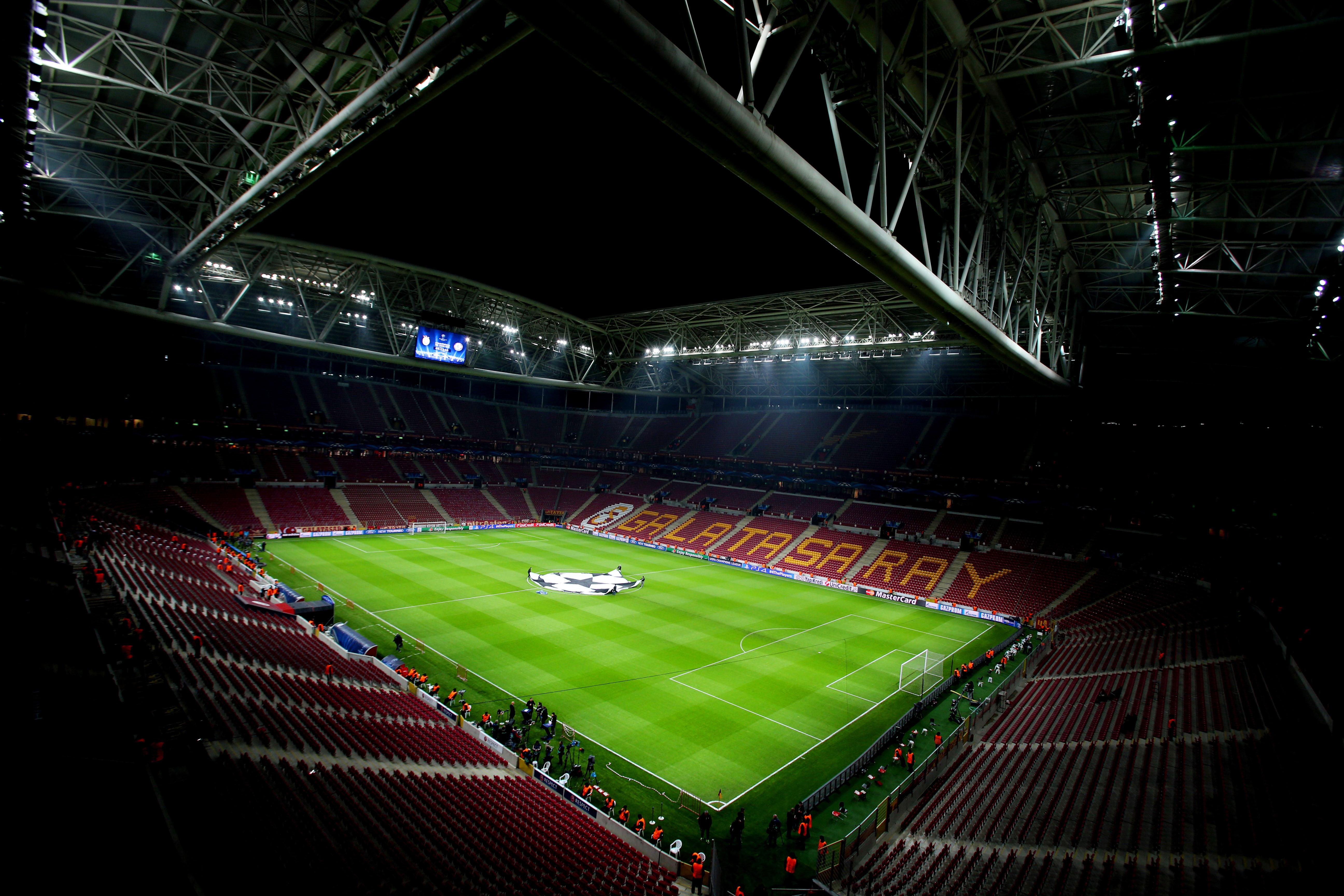 Football - Etranger - Erdogan interdit le mot «arène» pour le nom des stades en Turquie