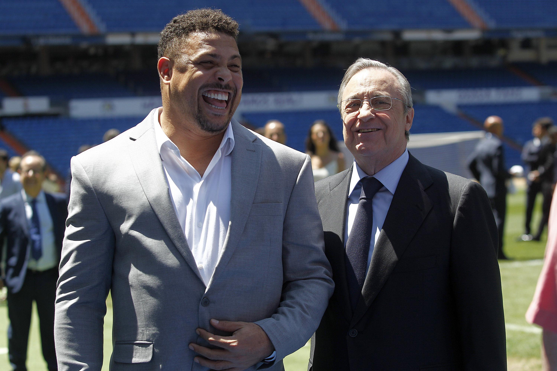 Football - Etranger - Hospitalisé à Ibiza, Ronaldo rassure sur son état de santé