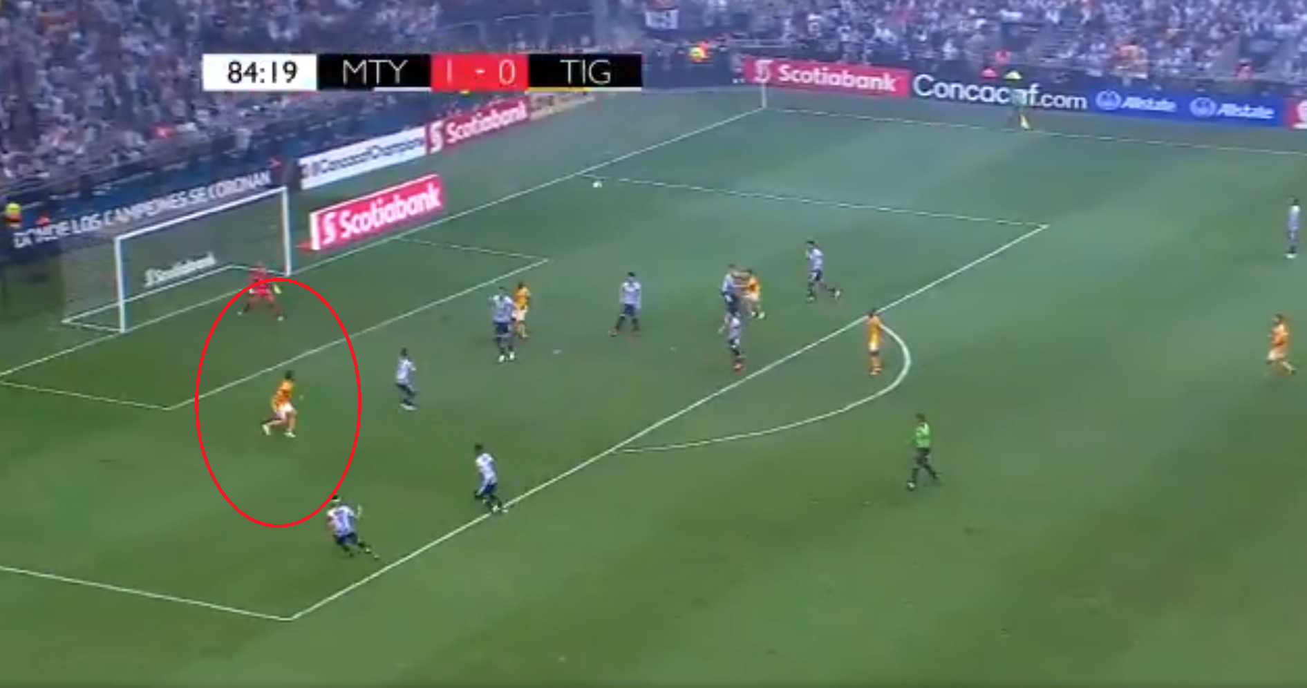 Football - Etranger - Le but spectaculaire de Gignac en finale de la Ligue des champions de la Concacaf (vidéo)