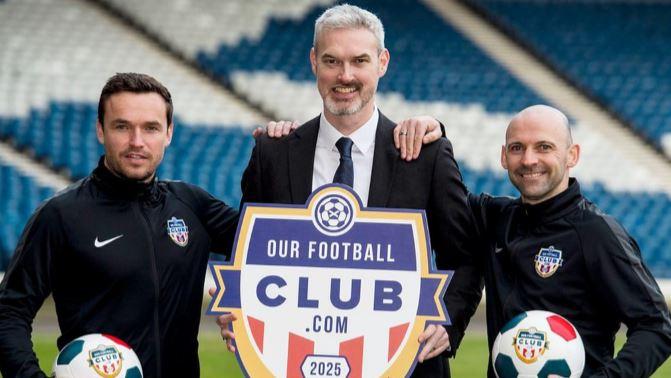 Football - Etranger - «Ourfootballclub.com», le club dirigé par tous ses fans dans le monde