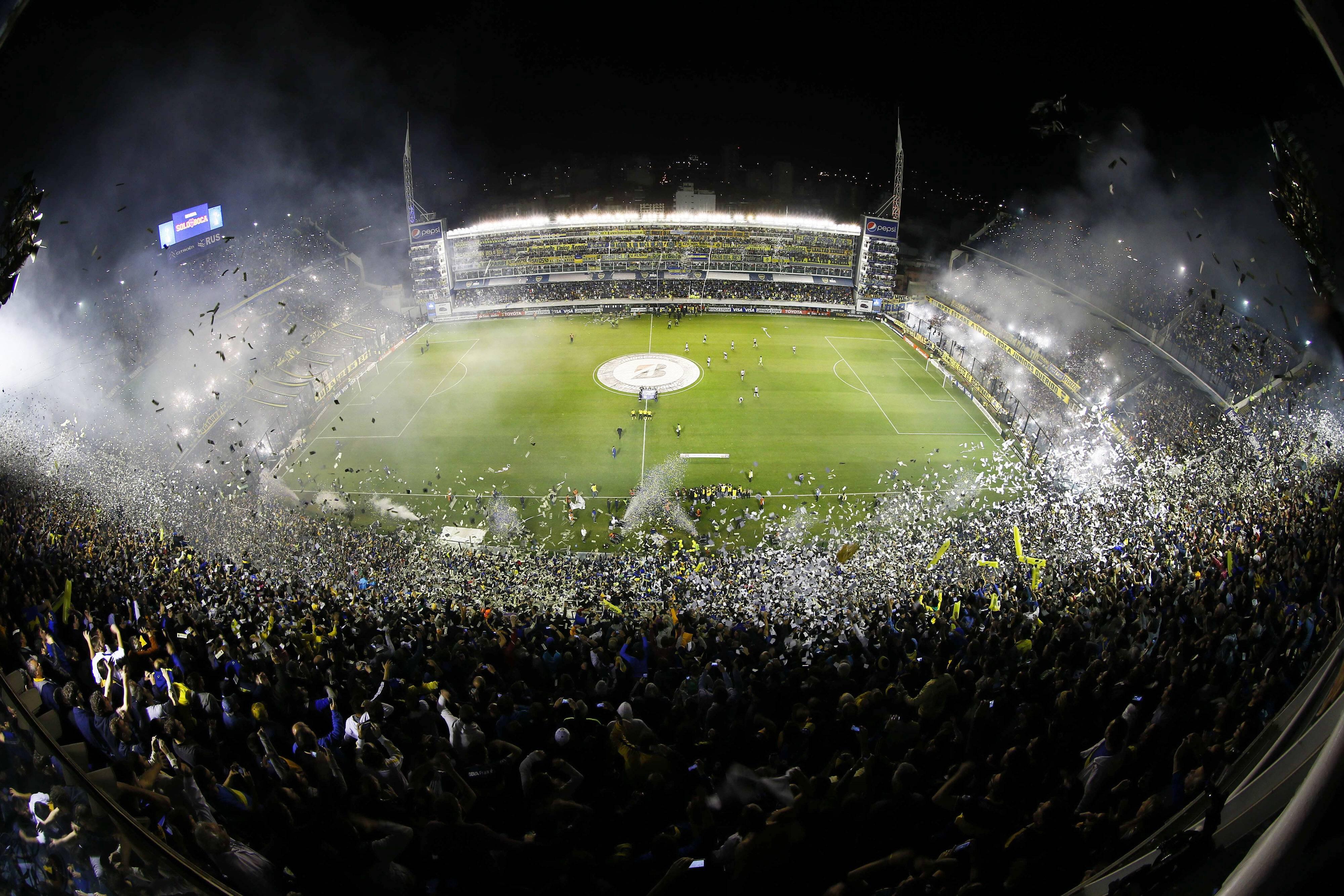Football - Etranger - Pourquoi Boca-River est le derby le plus chaud de la planète foot