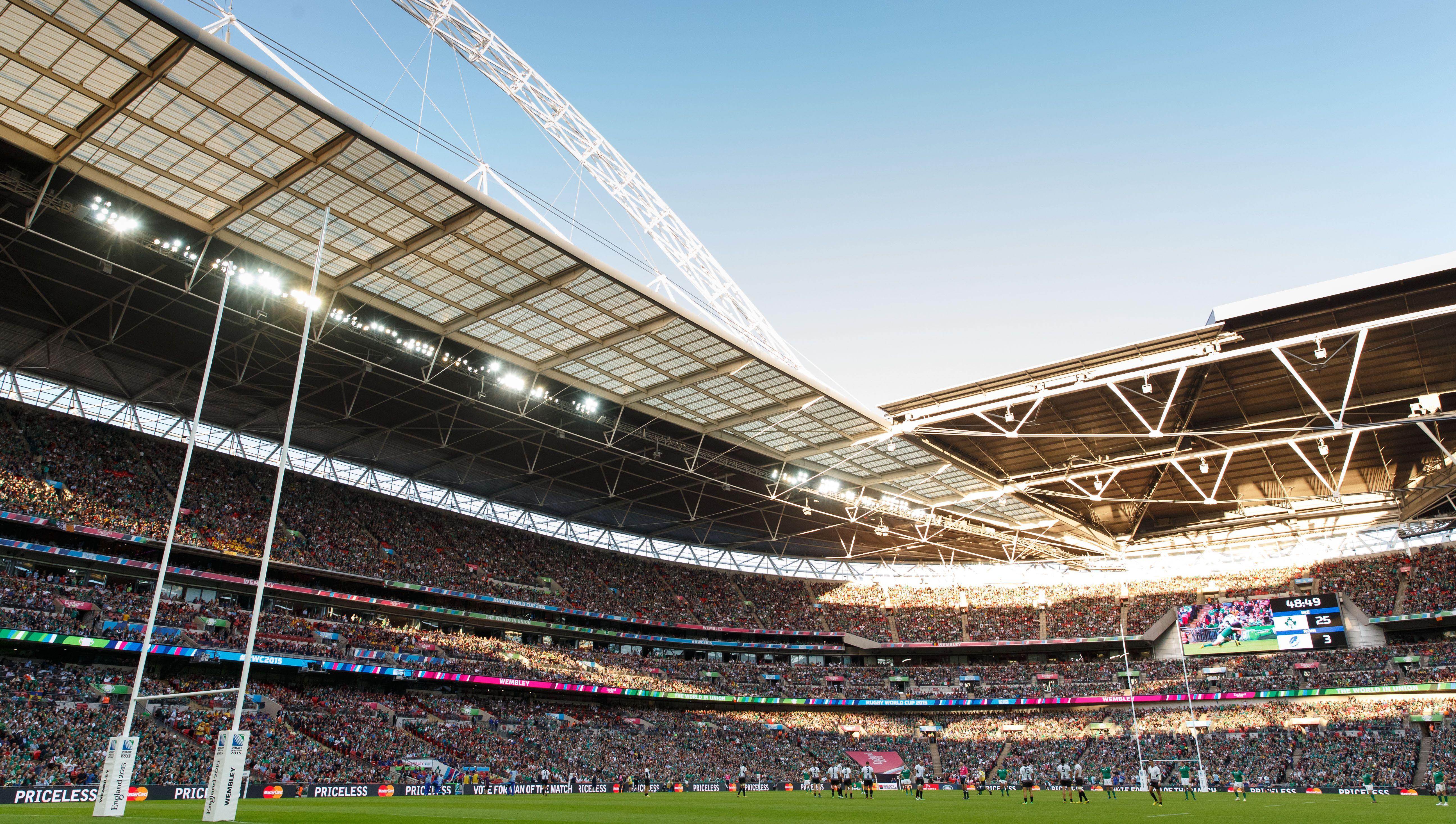 Football - Etranger - Un milliardaire américain veut racheter le stade de Wembley