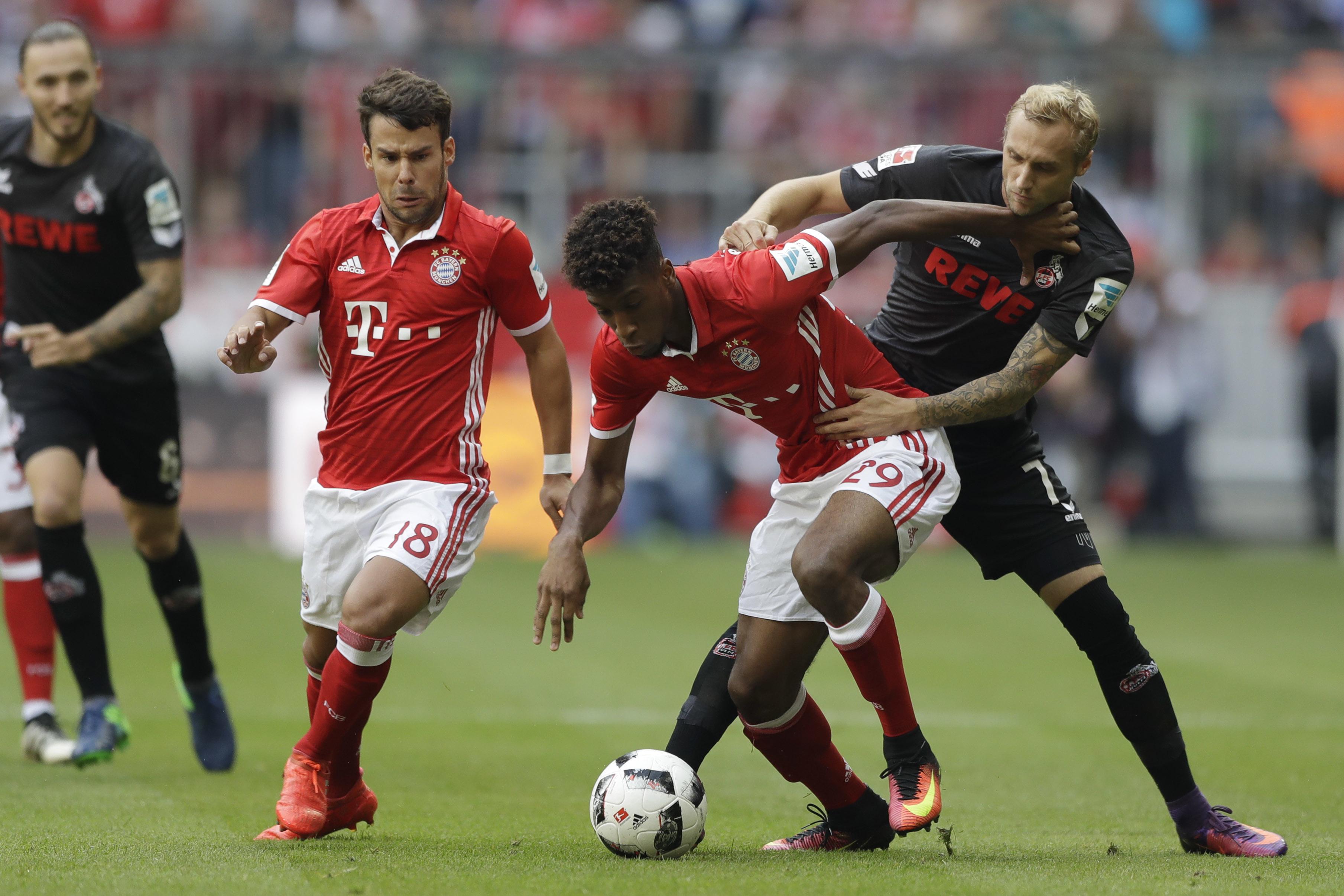 Football - Etranger - Sale semaine pour le Bayern d'Ancelotti, accroché par Cologne