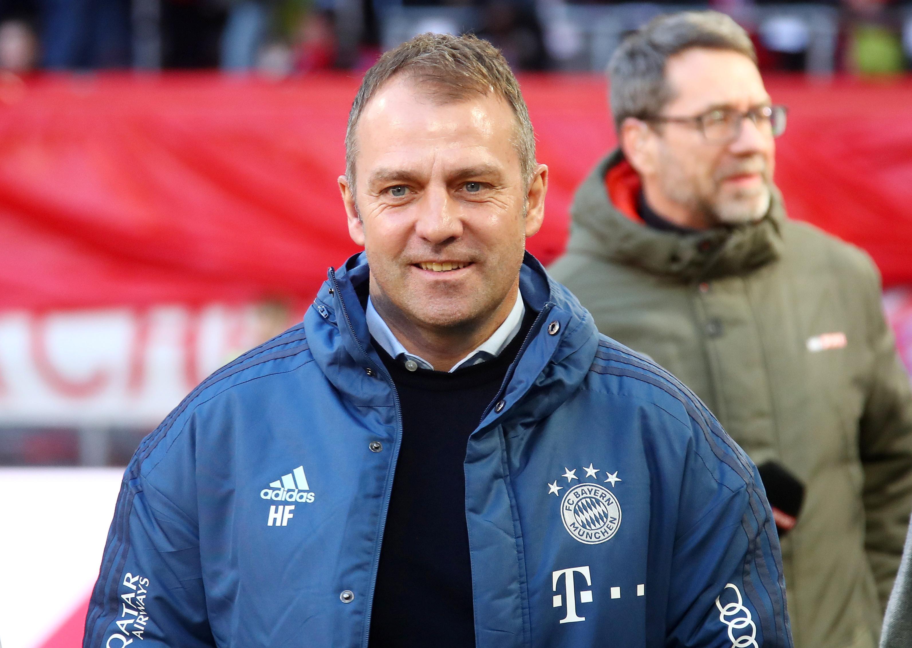 Football - Etranger - Le Bayern Munich prolonge son entraîneur, Hans-Dieter Flick, jusqu'en 2023