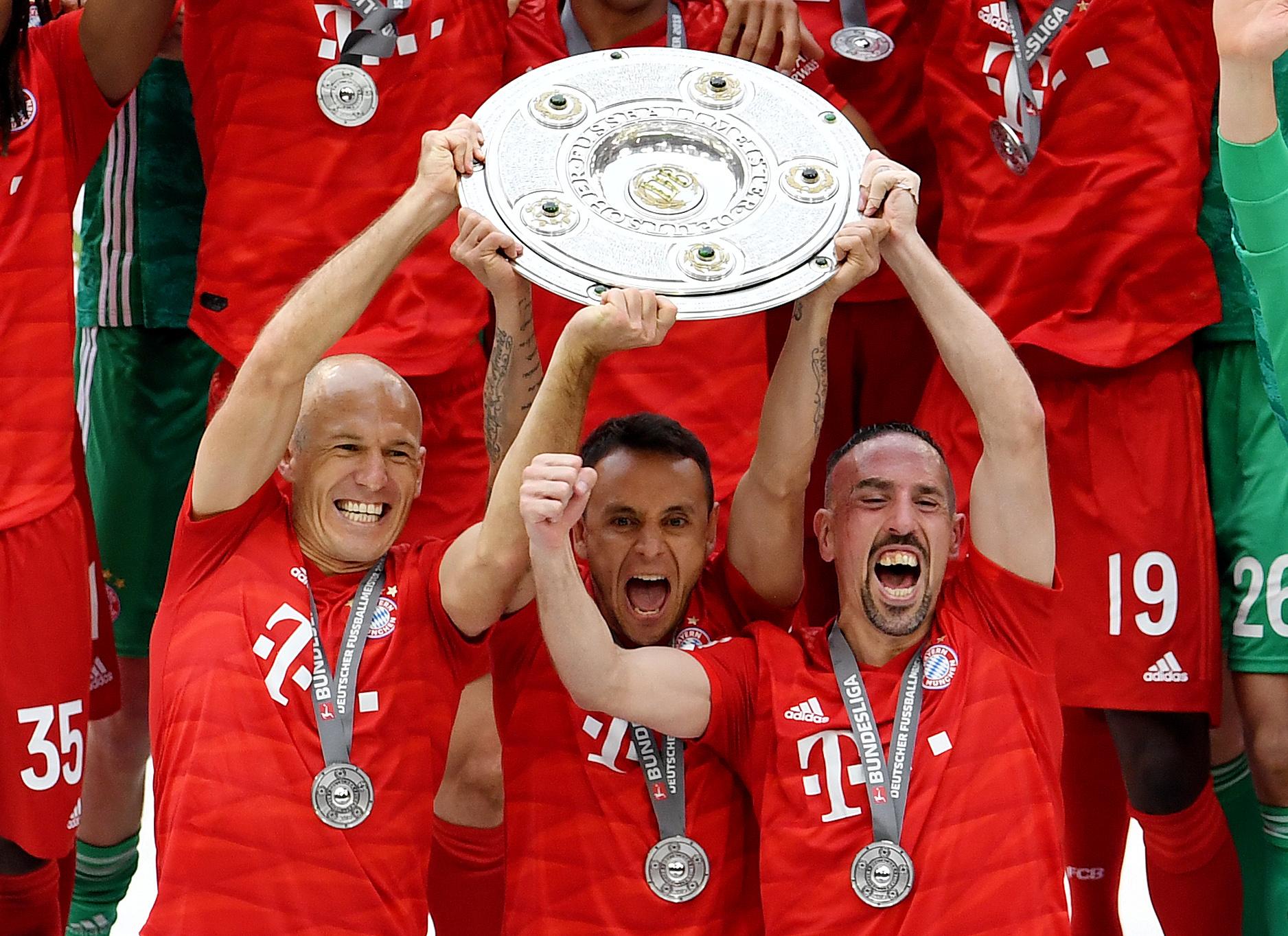 Football - Etranger - Bundesliga : à la poursuite du Bayern et de Dortmund