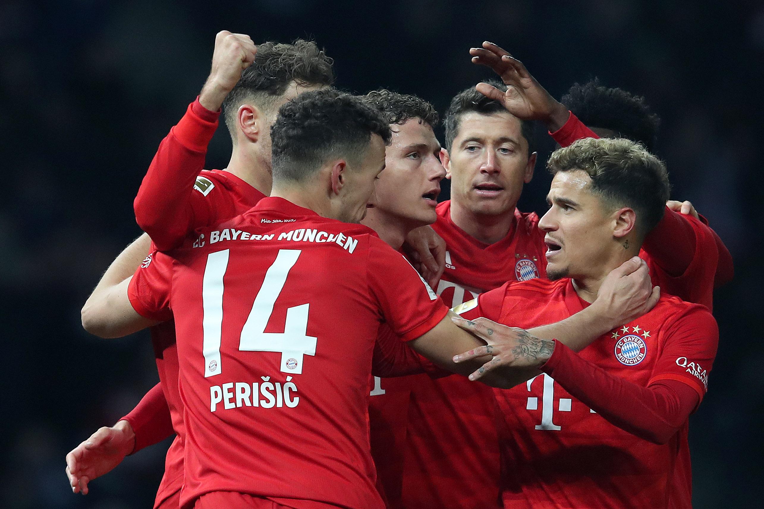 Le Bayern débute 2020 par une démonstration de force