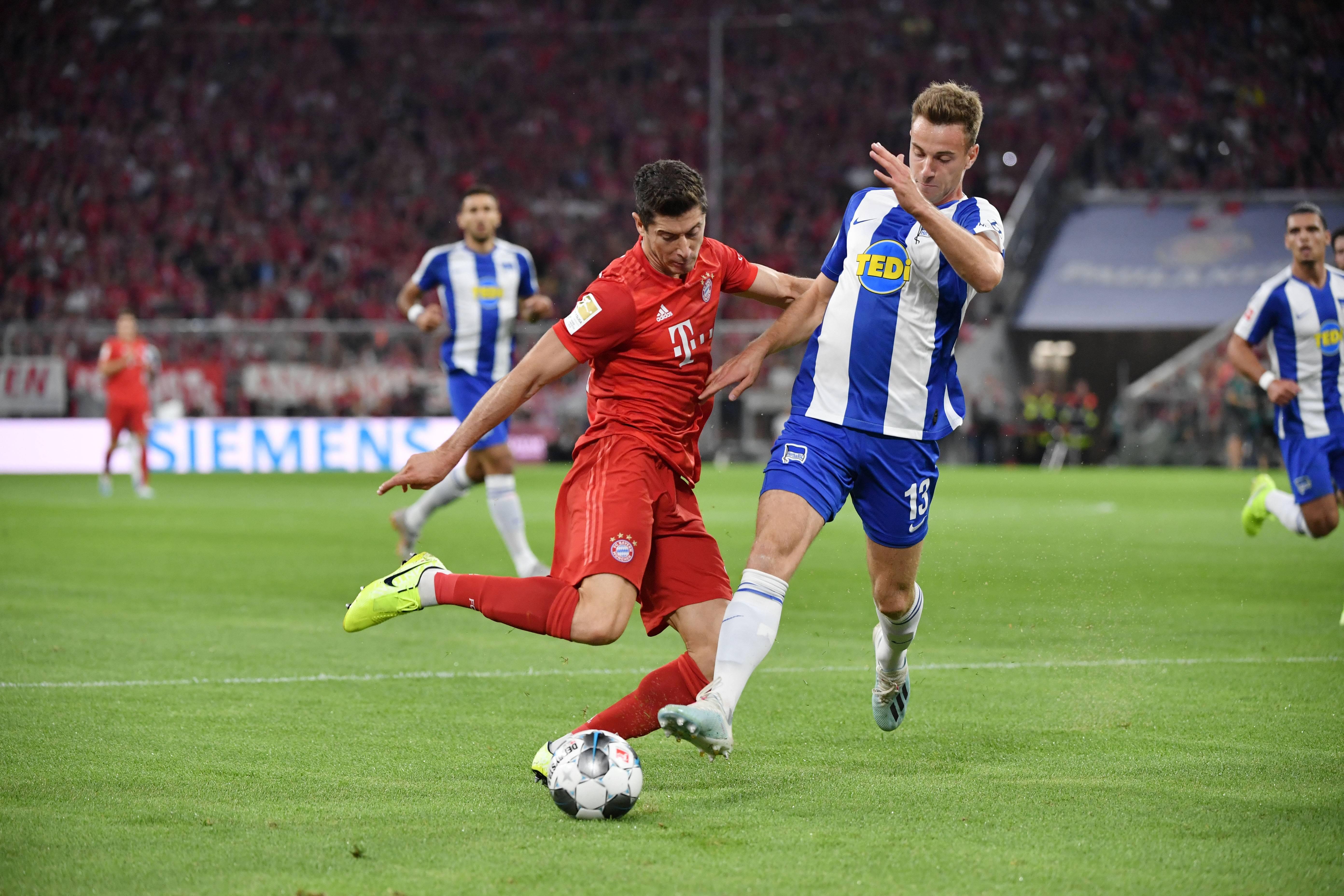 Football - Etranger - Bundesliga : Schalke 04-Bayern Munich en direct