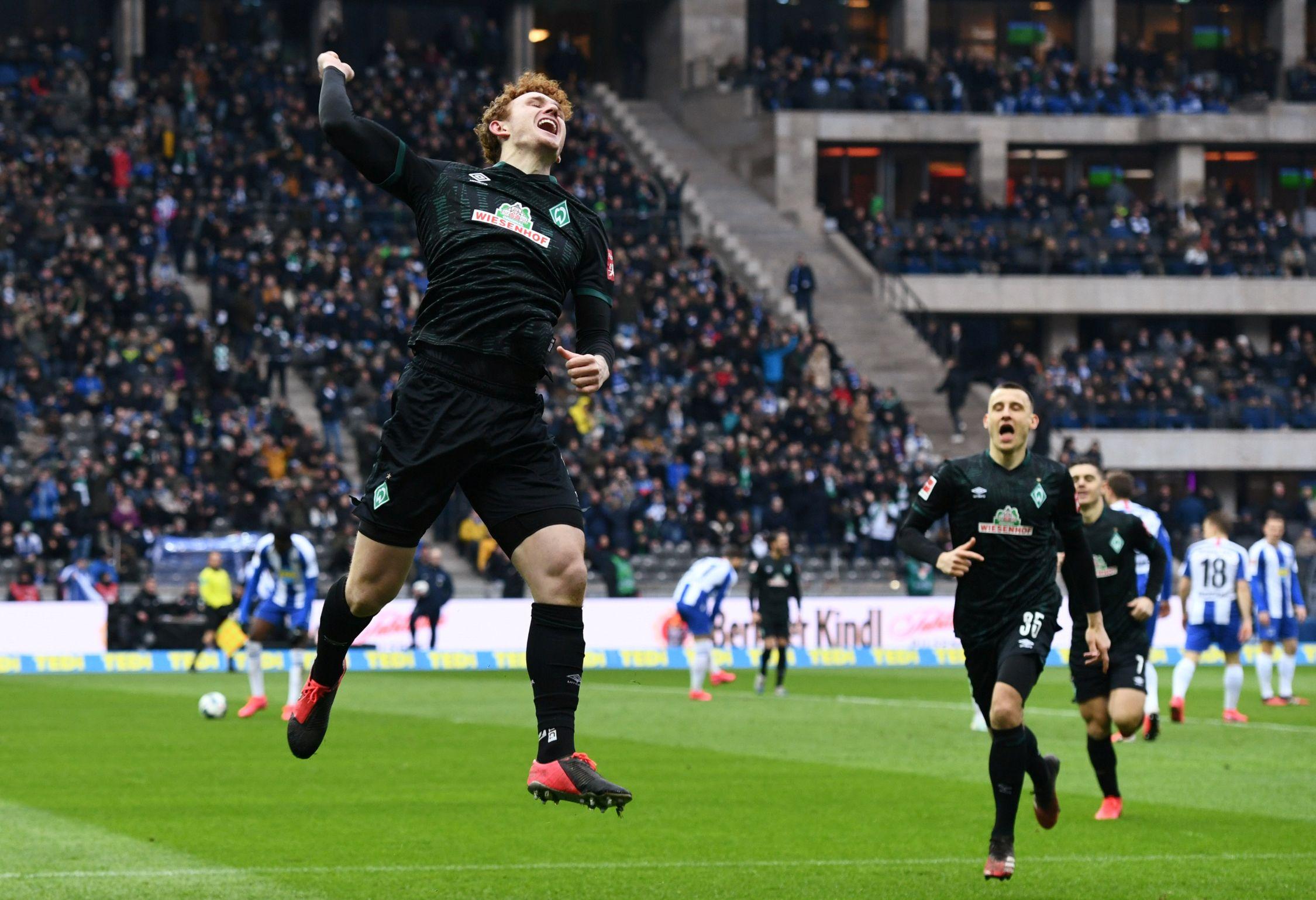 Infos sports en direct : Football - </b>Etranger - Bundesliga  : </b>Werder Brême-Bayer Leverkusen en direct