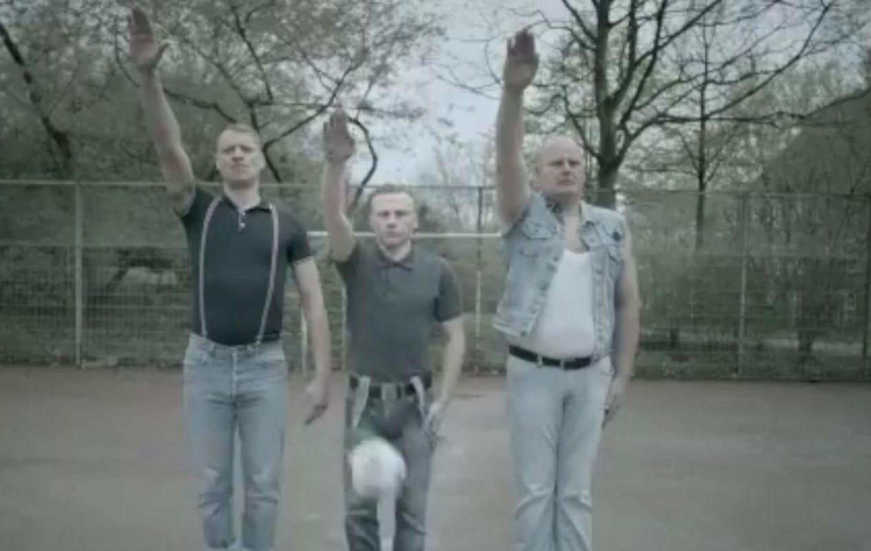 Football - Etranger - Dans une vidéo, le Borussia Dortmund se moque des néo-nazis
