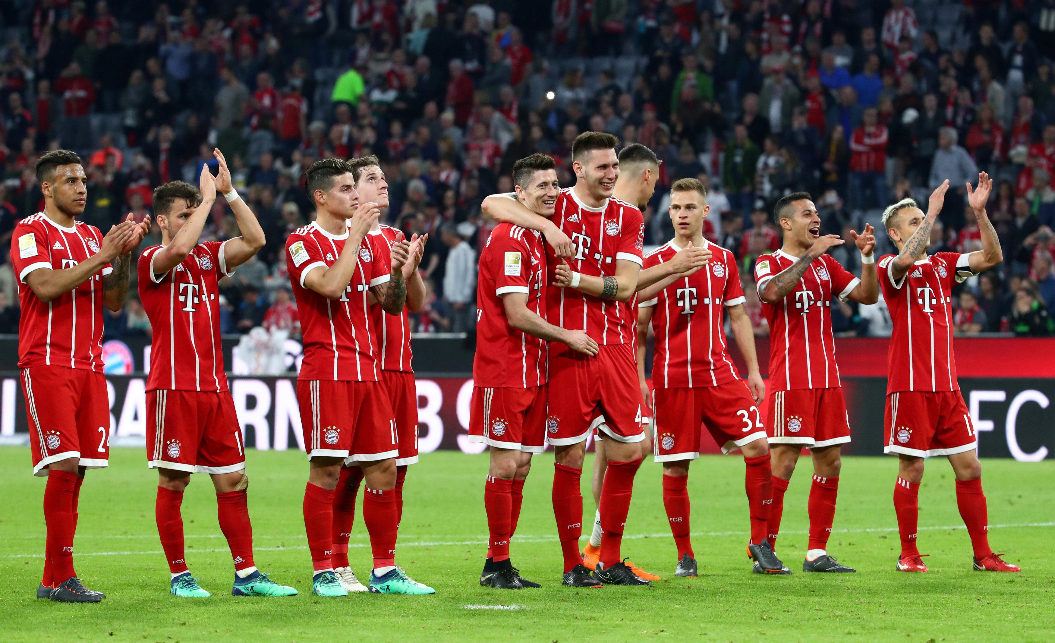 Football - Etranger - Déjà champion, le Bayern s'amuse, Leverkusen se place