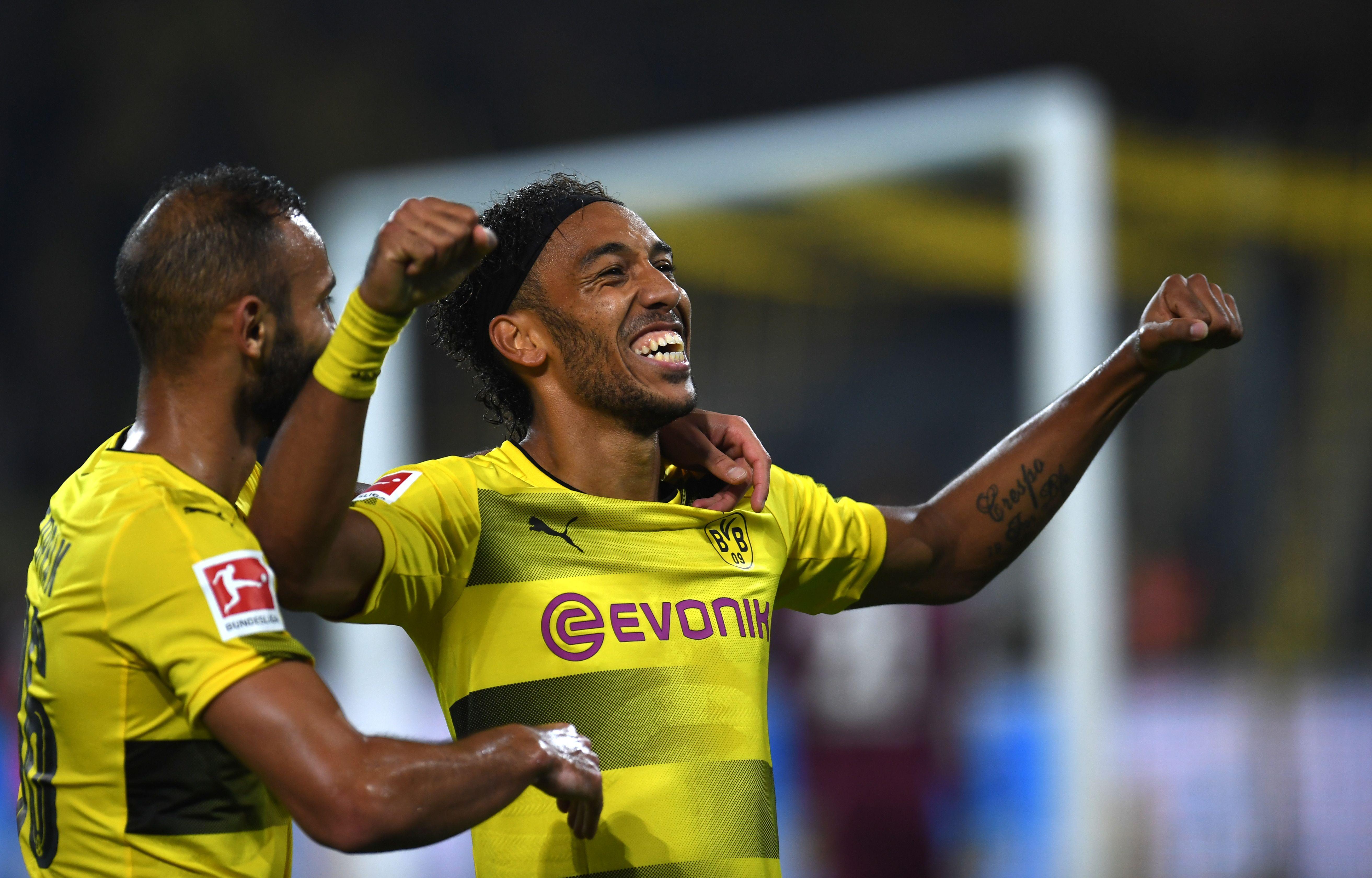 Football - Etranger - Dortmund chauffe son stade à blanc avant de recevoir le Real