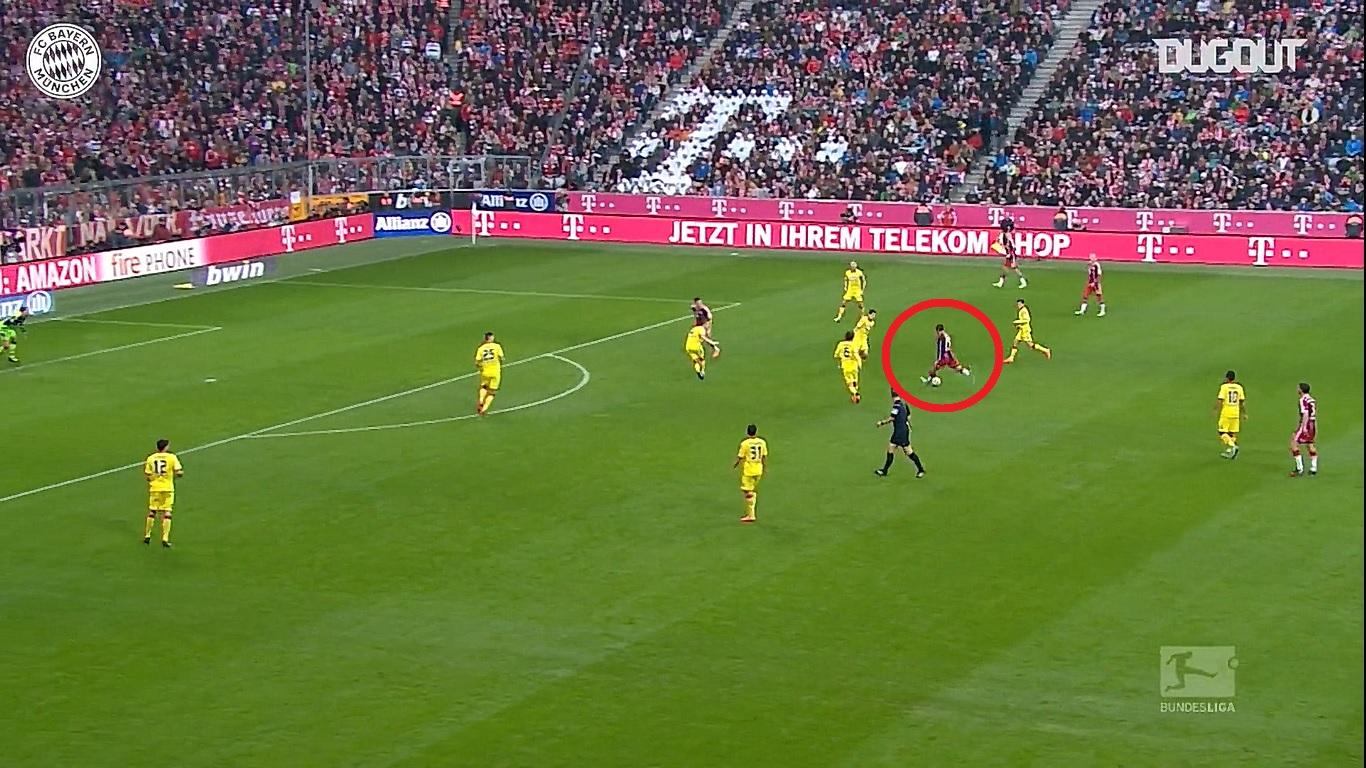 Football - Etranger - En attendant le foot : la lourde frappe de Götze contre Hoffenheim en 2014