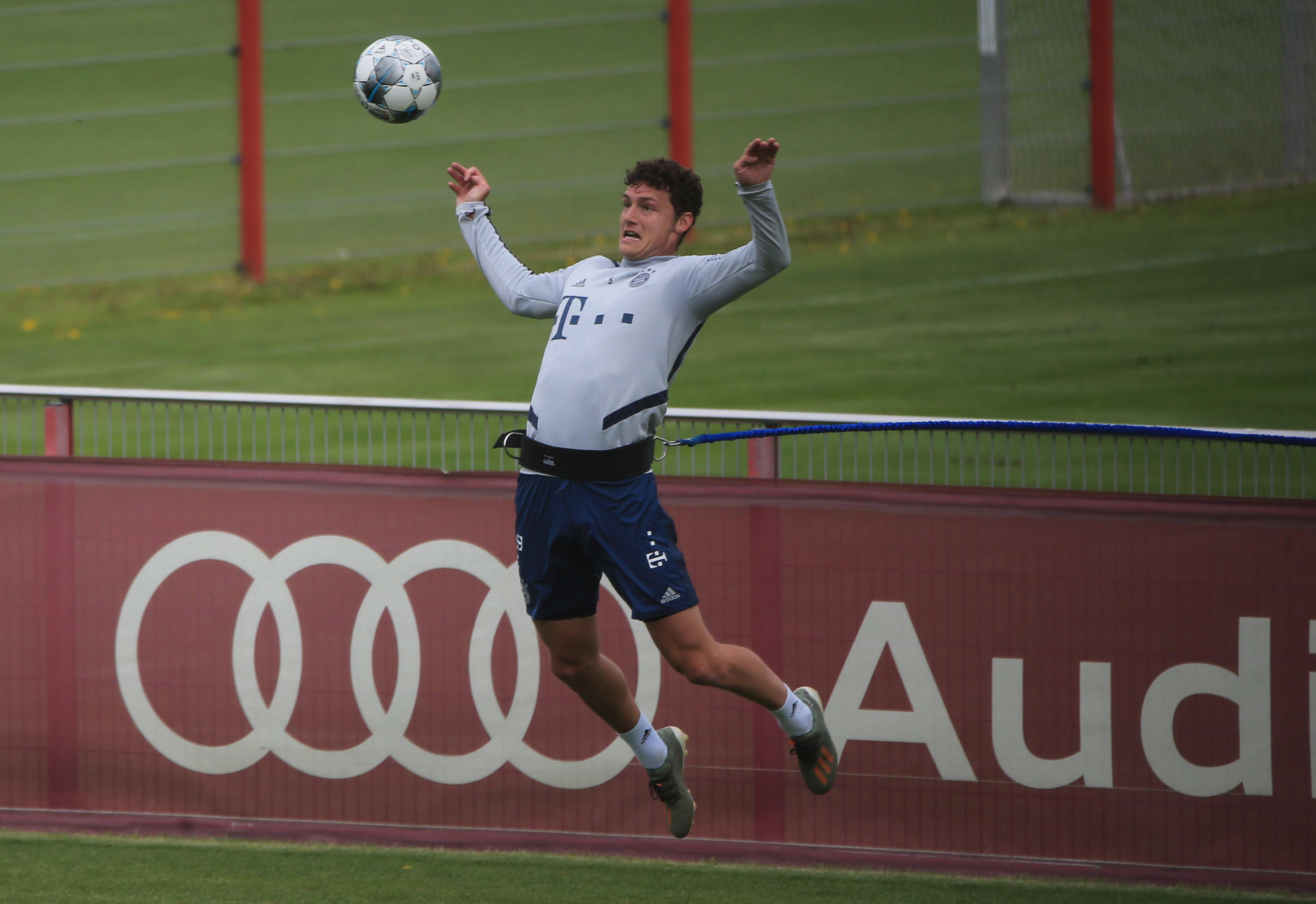 Football - Etranger - Inspiré par Mandela, Pavard a gagné sa place au Bayern
