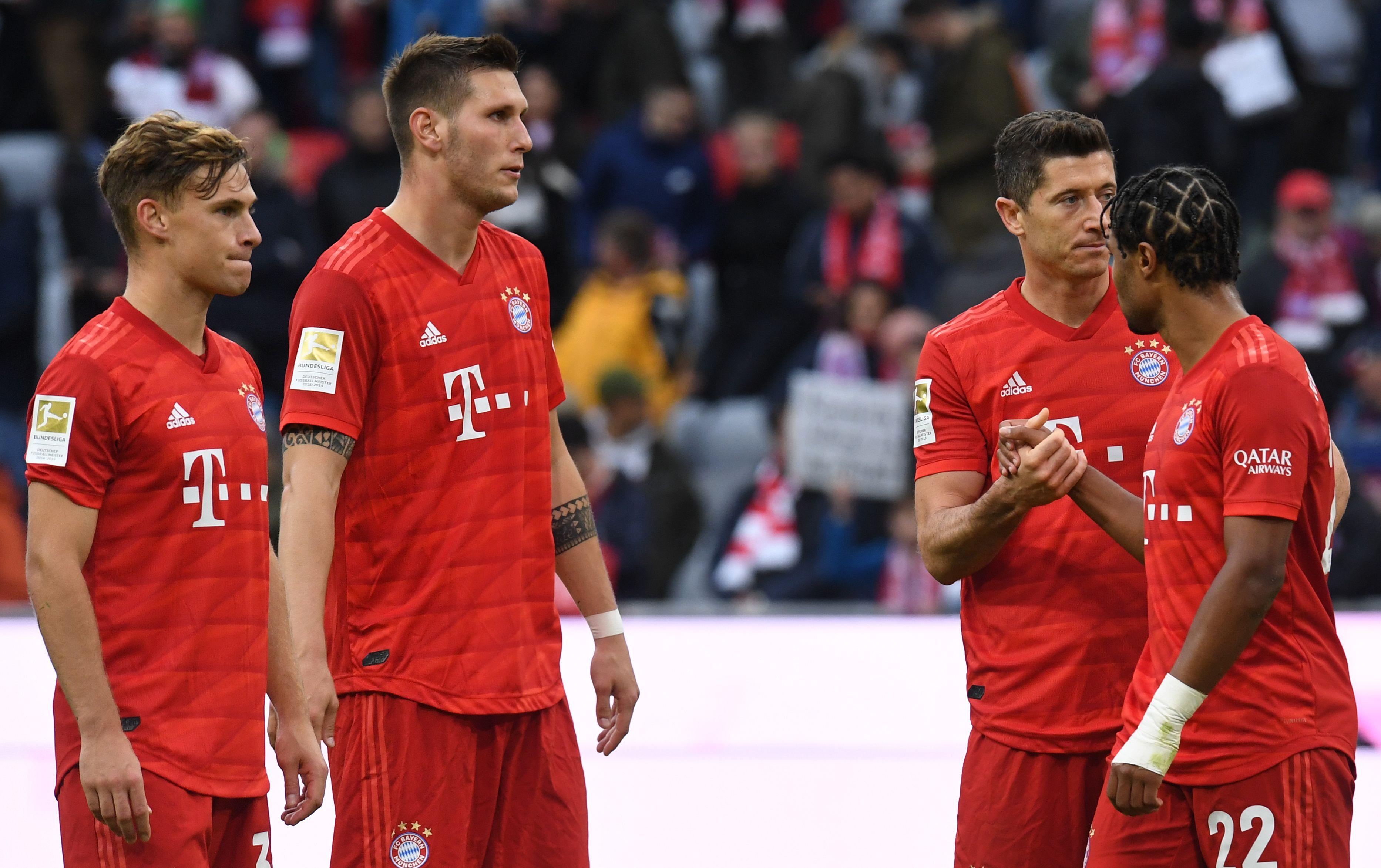 Football - Etranger - Le Bayern Munich retombe vite sur terre