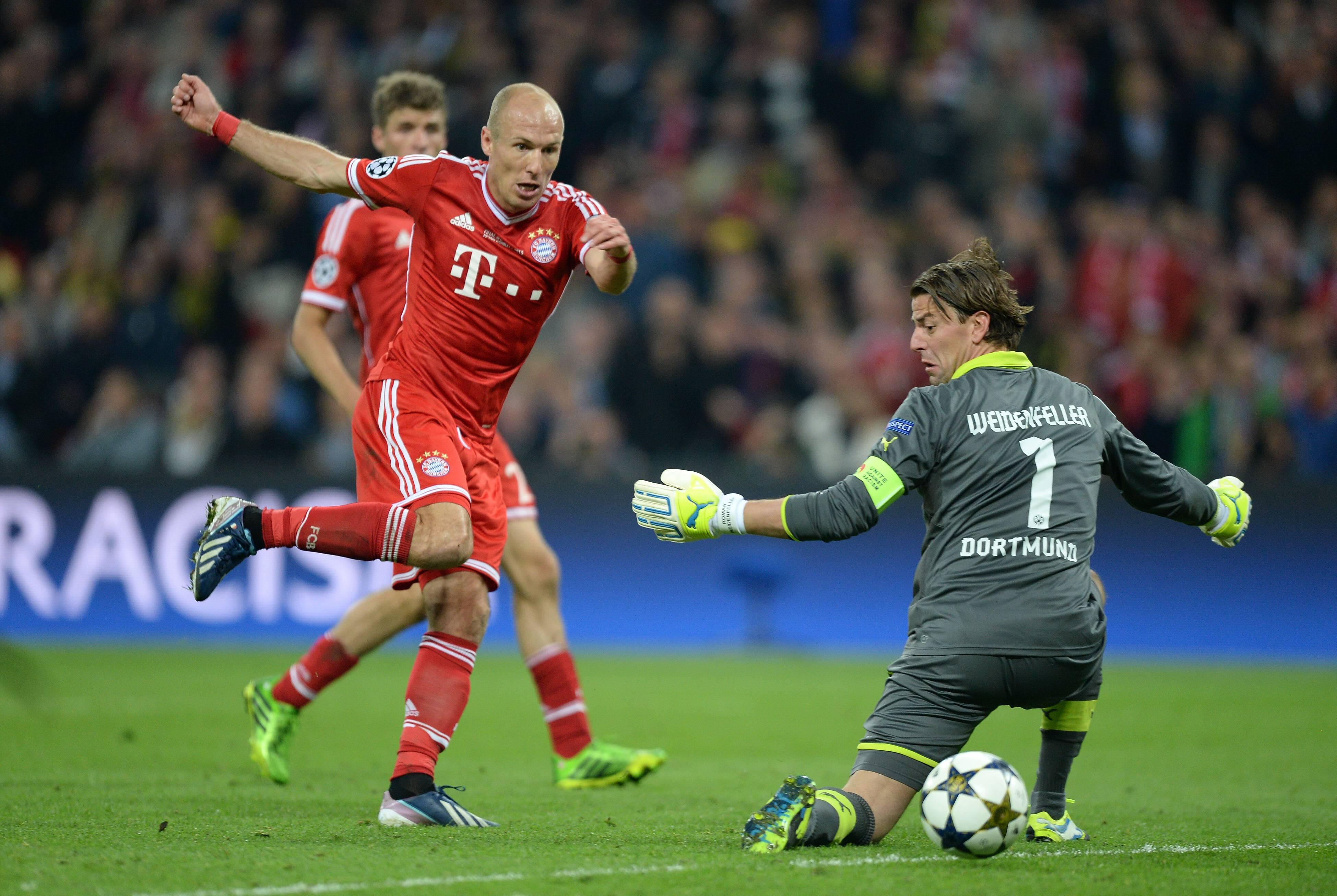 Football - Etranger - Les 10 plus beaux buts du Bayern Munich face à Dortmund