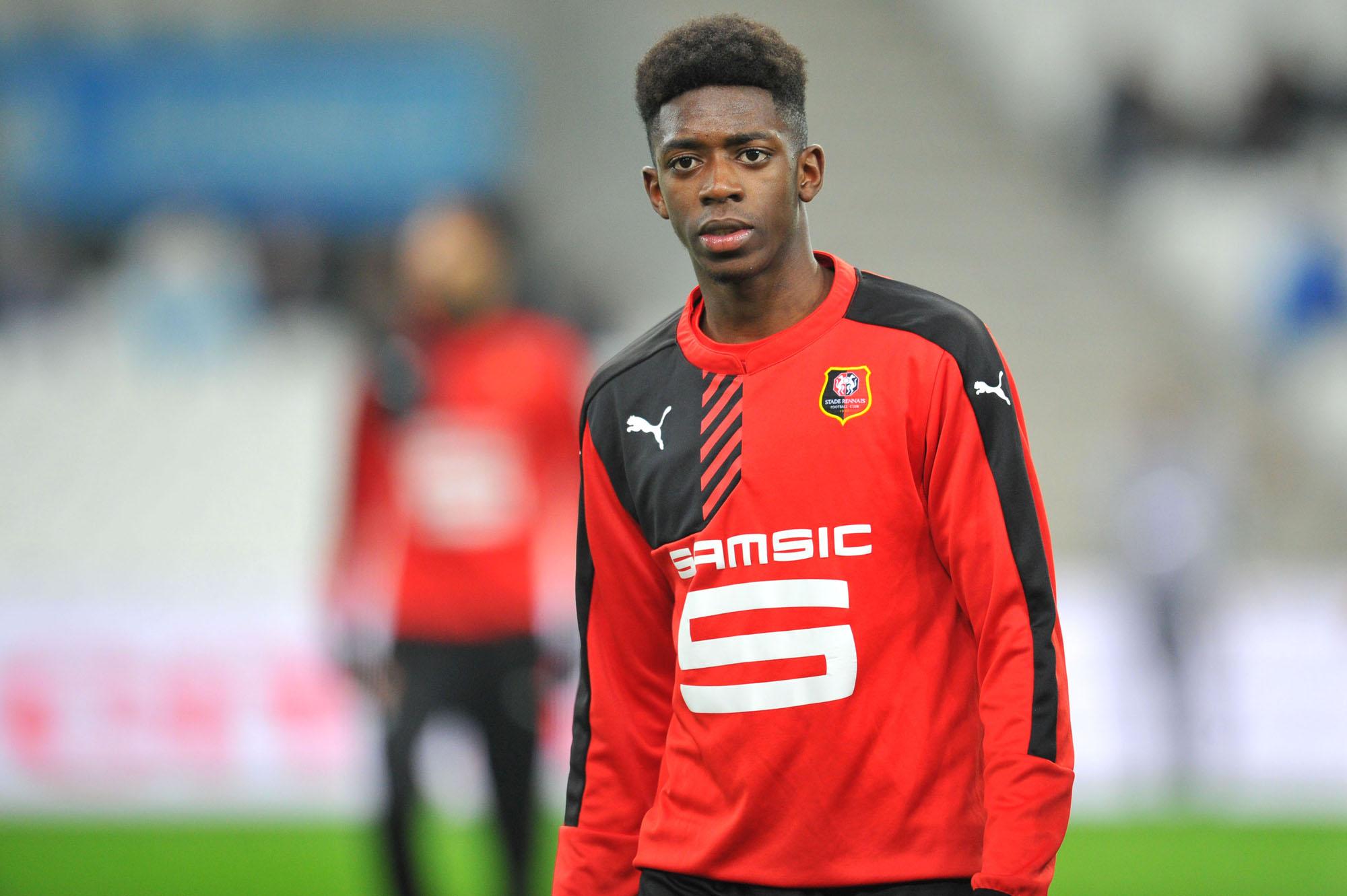 Les premiers mots d Ousmane Dembélé au Borussia Dortmund