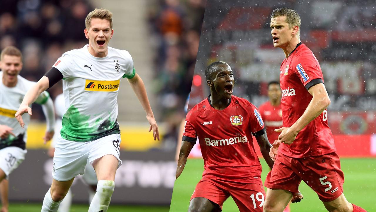 Football - Etranger - M'Gladbach-Leverkusen, un fauteuil pour deux en Ligue des champions