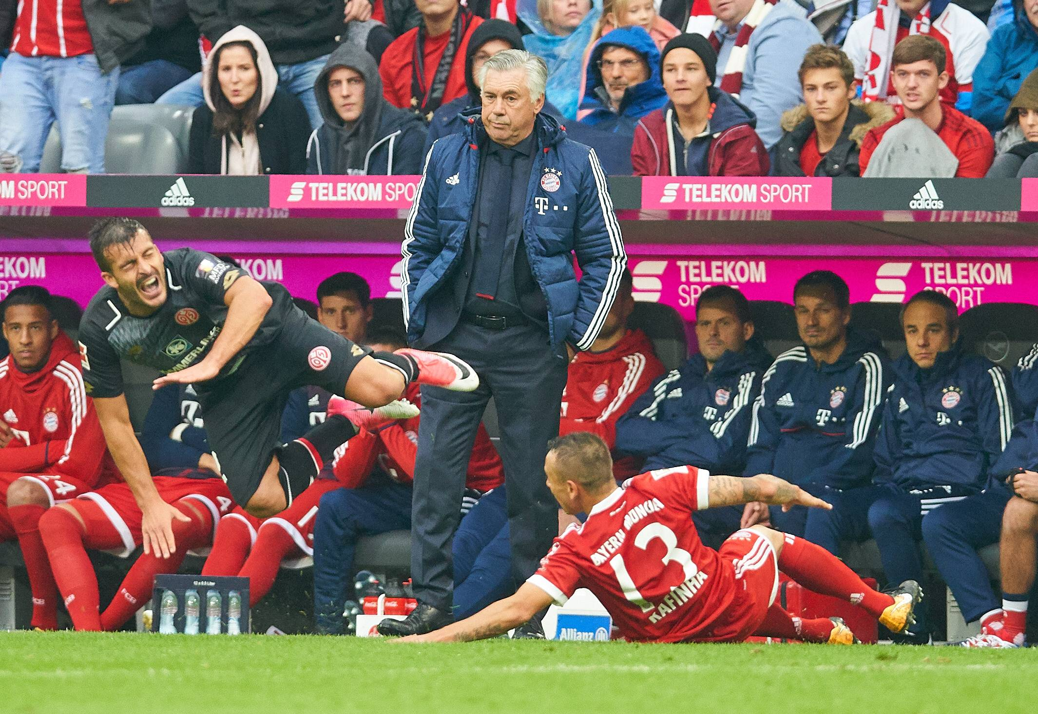 Football - Etranger - Pour Sacchi, Ancelotti «a fait son temps» au Bayern