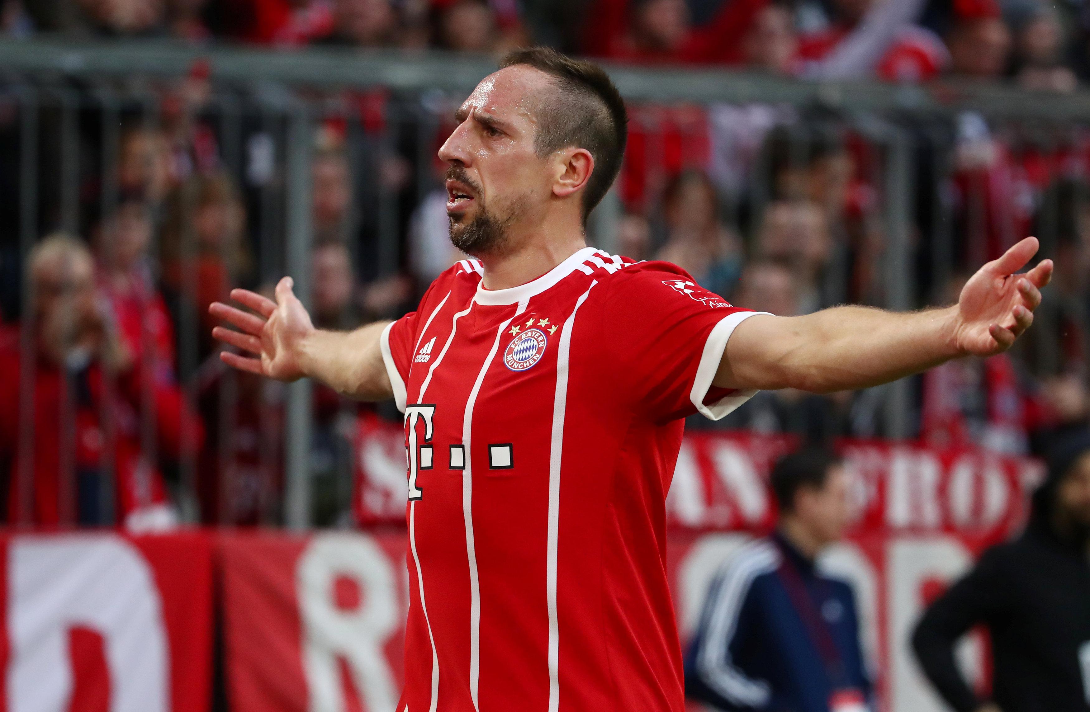 Football - Etranger - Ribéry fête ses 37 ans : ses 10 plus beaux buts avec le Bayern Munich