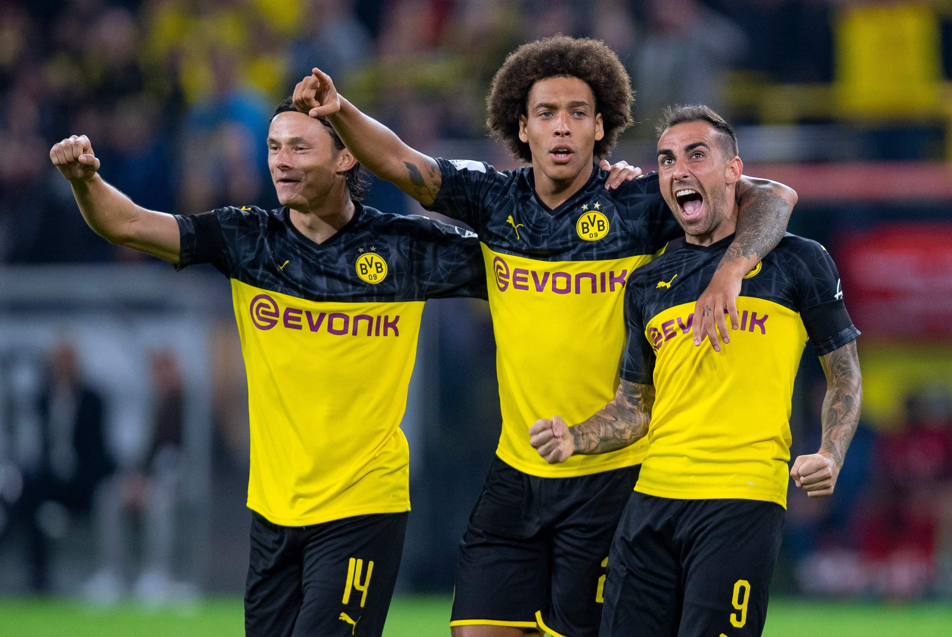 Football - Etranger - Supercoupe d'Allemagne : Dortmund bat Munich et affiche ses ambitions