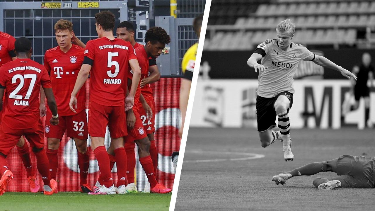 Football - Etranger - Tops/Flops Dortmund-Bayern Munich : l'inspiration de Kimmich, les limites de Haaland