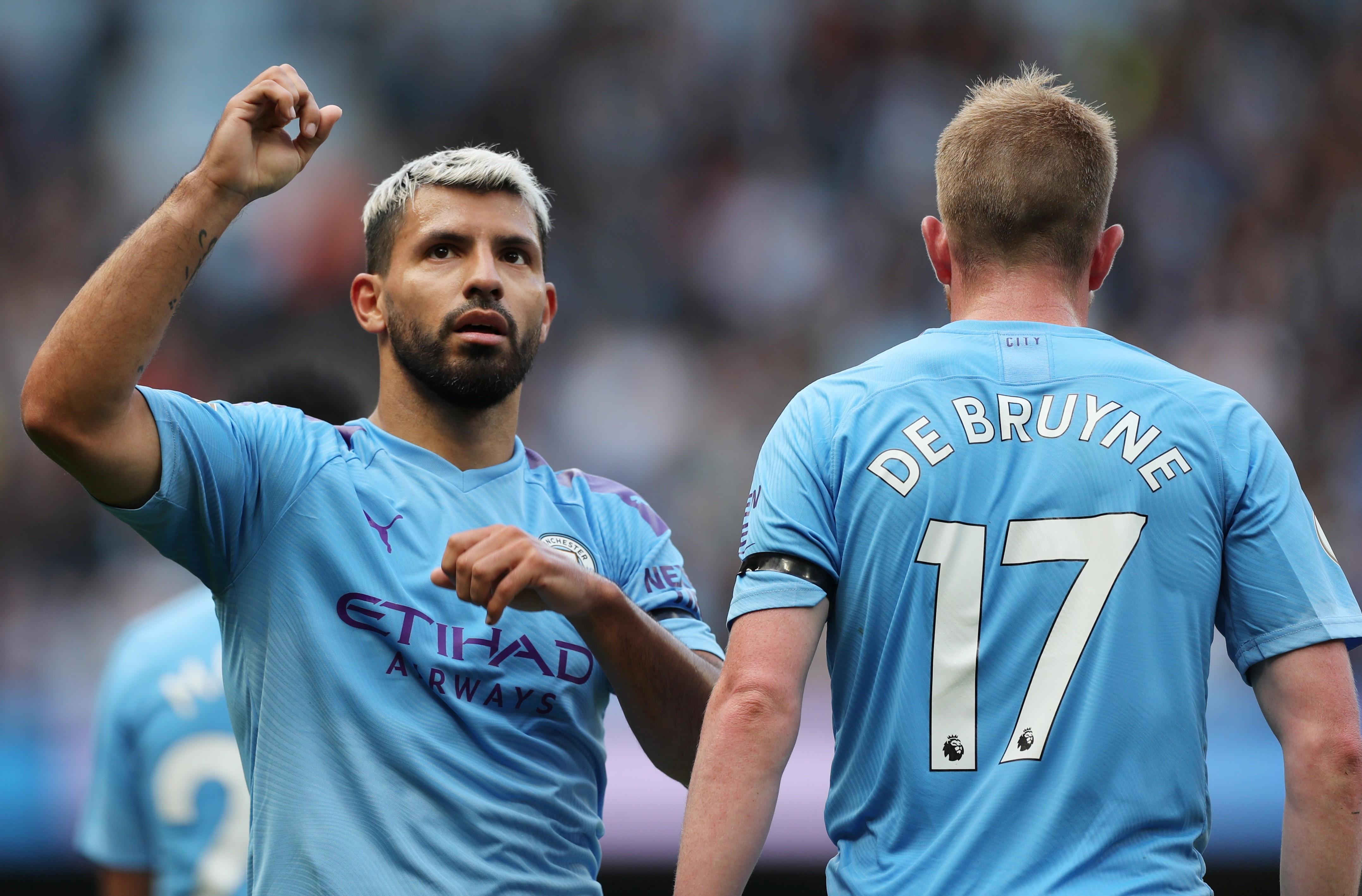 Football - Etranger - 2010-2020, les plus beaux buts de la décennie de Manchester City