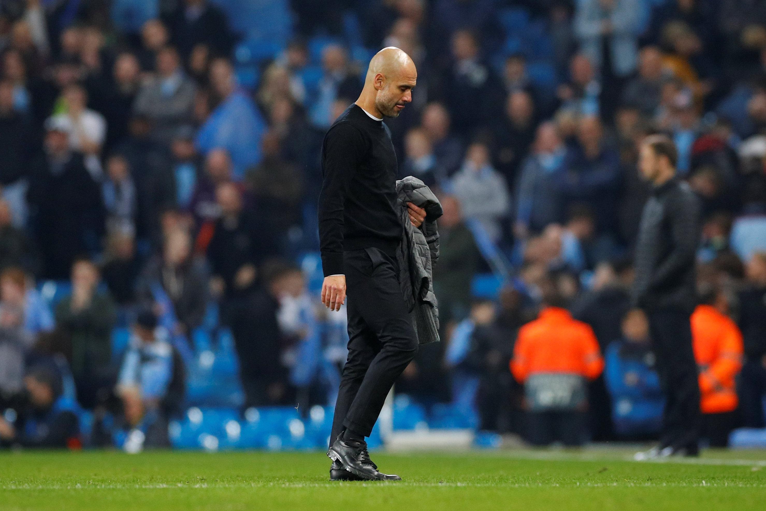 Football - Etranger - Après la Ligue des champions, Tottenham veut priver City du titre